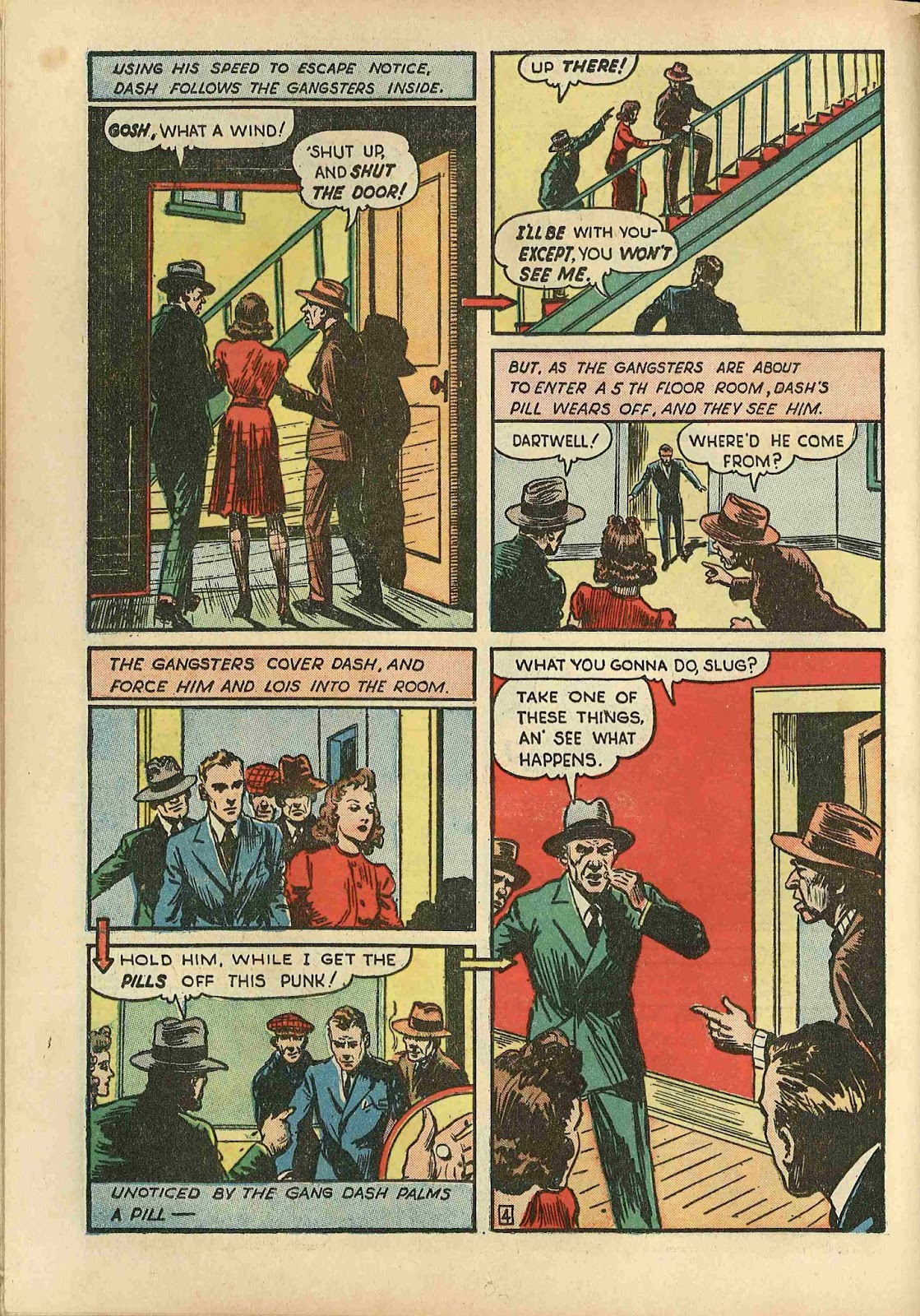 Stars and Stripes Comics issue 2 - Page 40