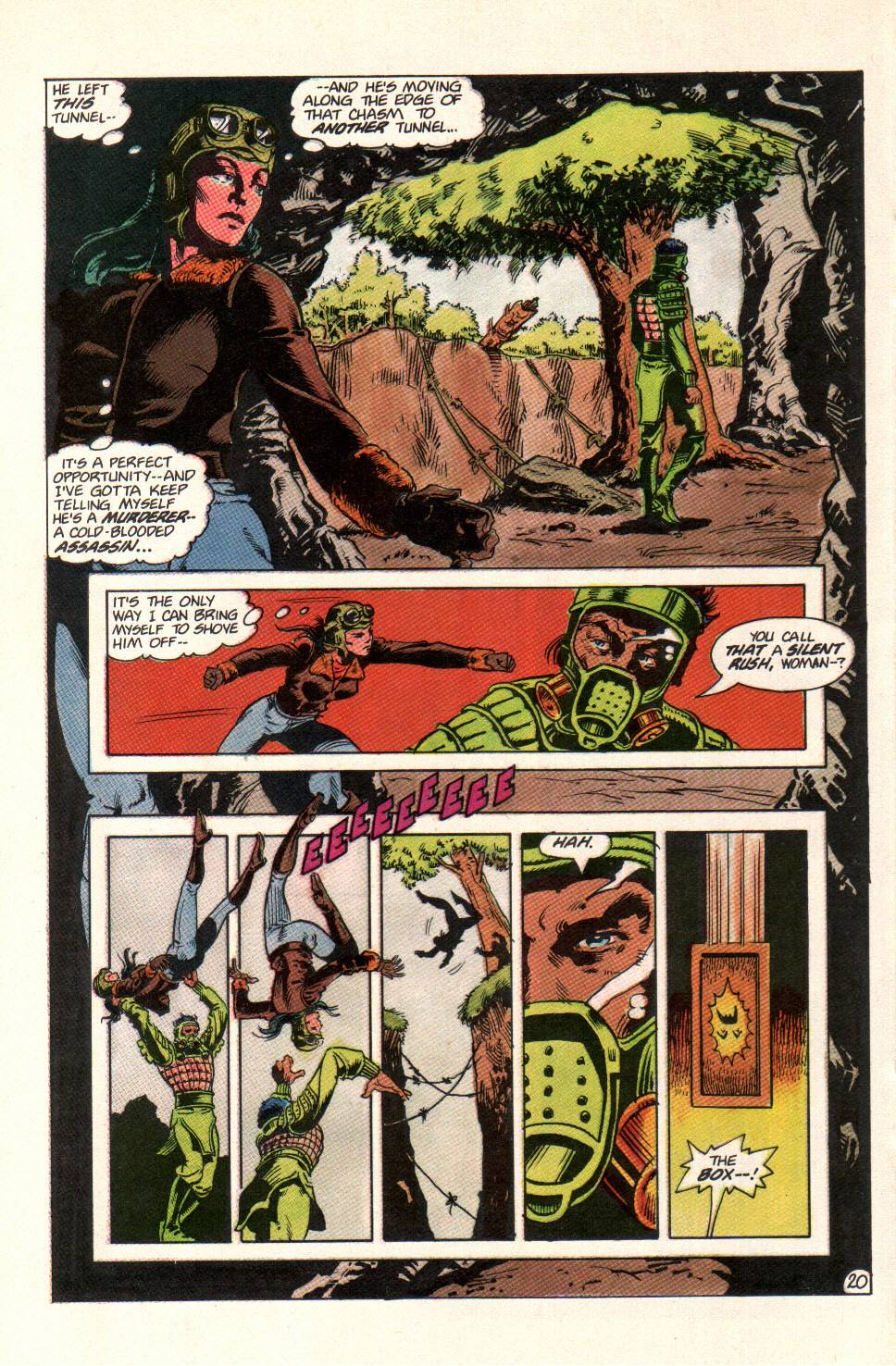 Read online Aztec Ace comic -  Issue #11 - 17