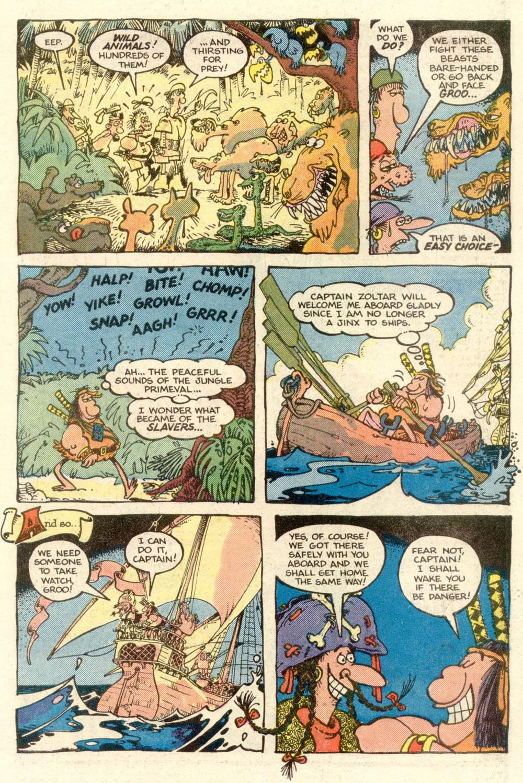 Read online Sergio Aragonés Groo the Wanderer comic -  Issue #5 - 22