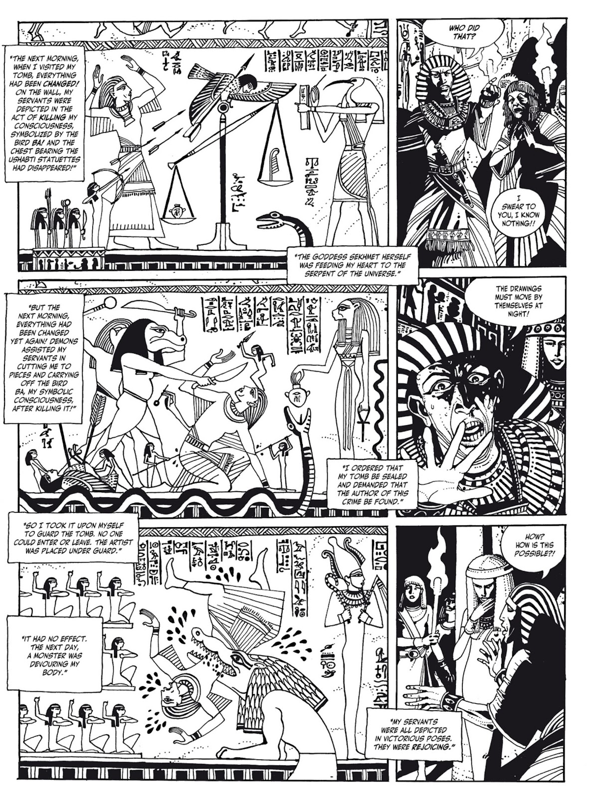 Read online The Egyptian Princesses comic -  Issue # TPB 1 (Part 1) - 50