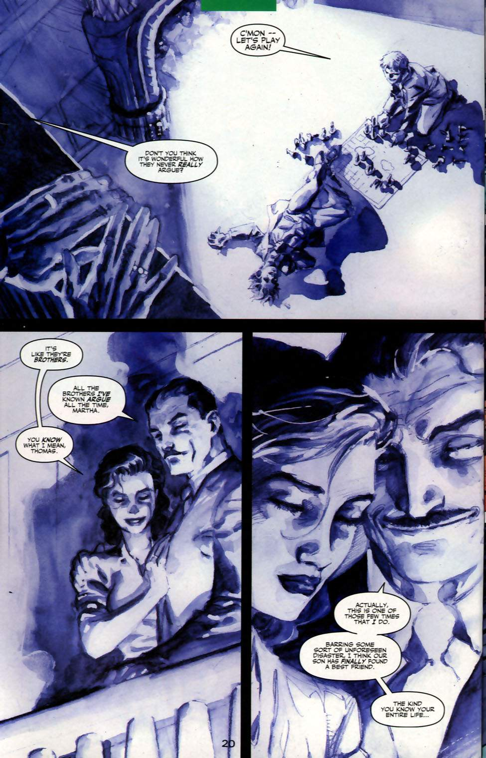 Read online Batman: Hush comic -  Issue #2 - 19