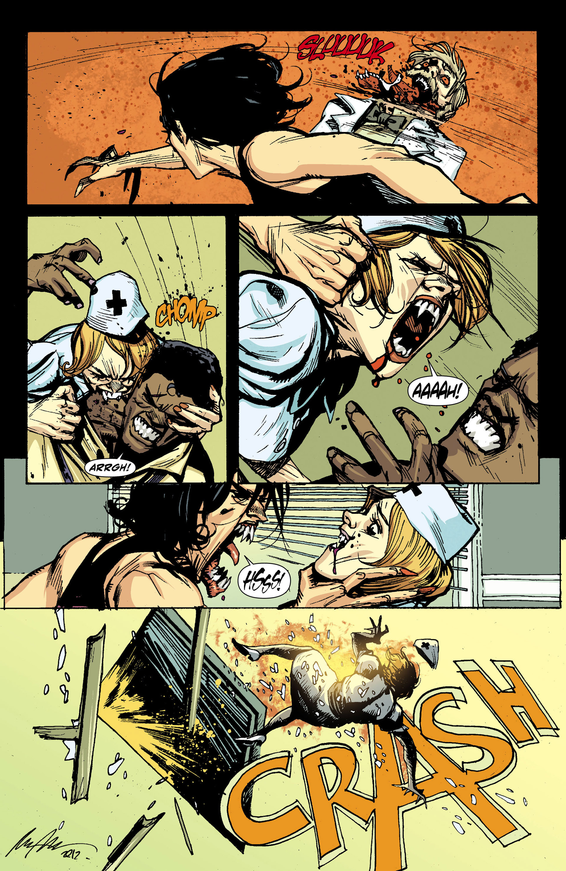 Read online American Vampire comic -  Issue #28 - 10