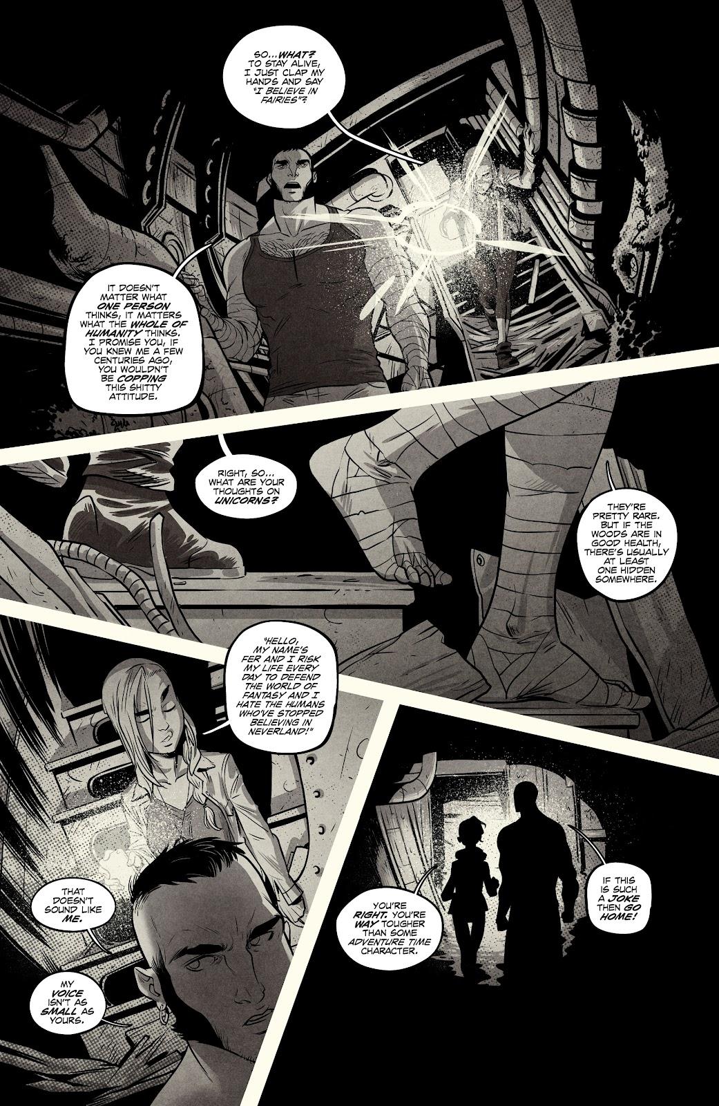 Read online Nomen Omen comic -  Issue #3 - 15
