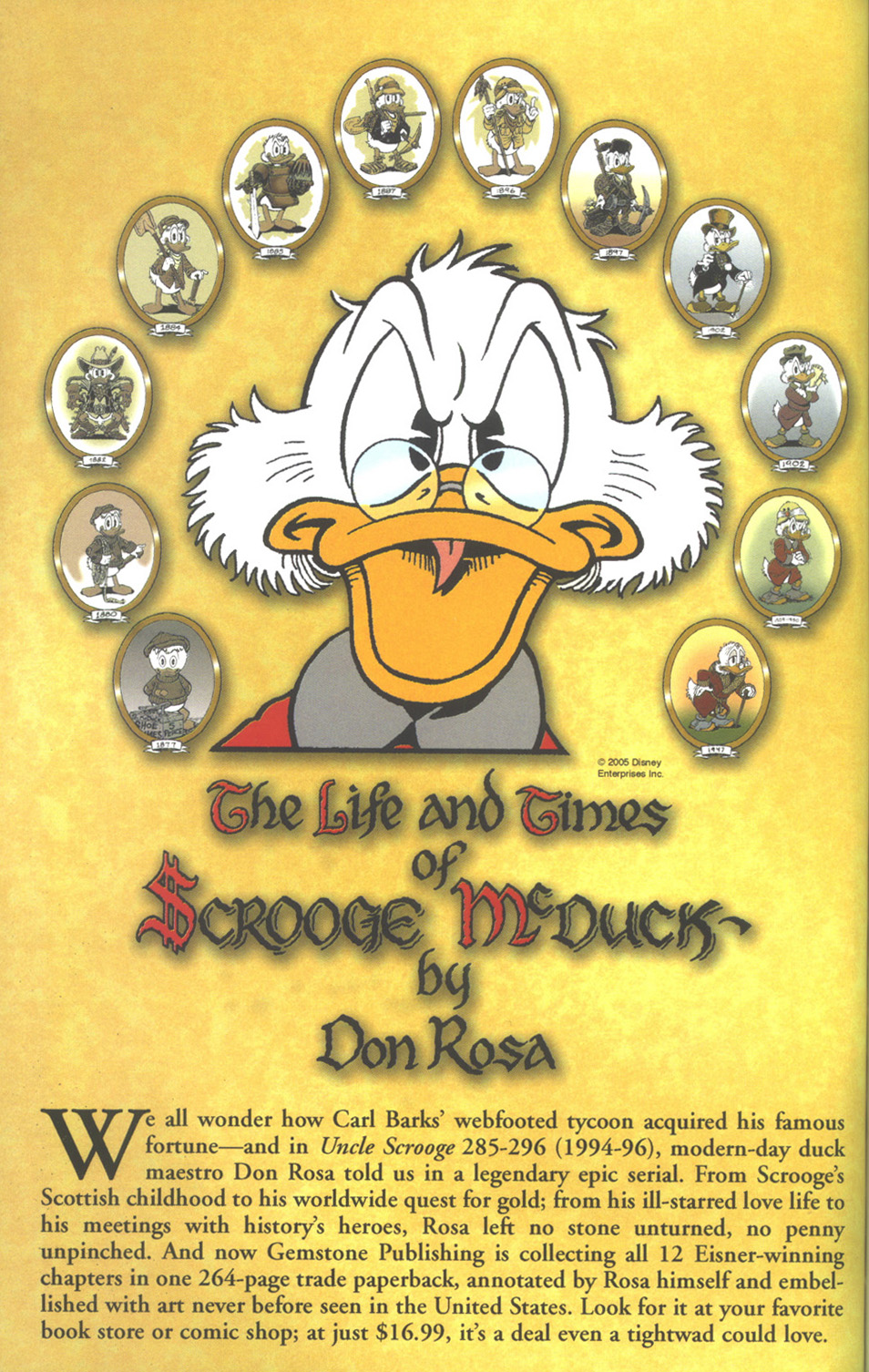 Read online Uncle Scrooge (1953) comic -  Issue #348 - 46