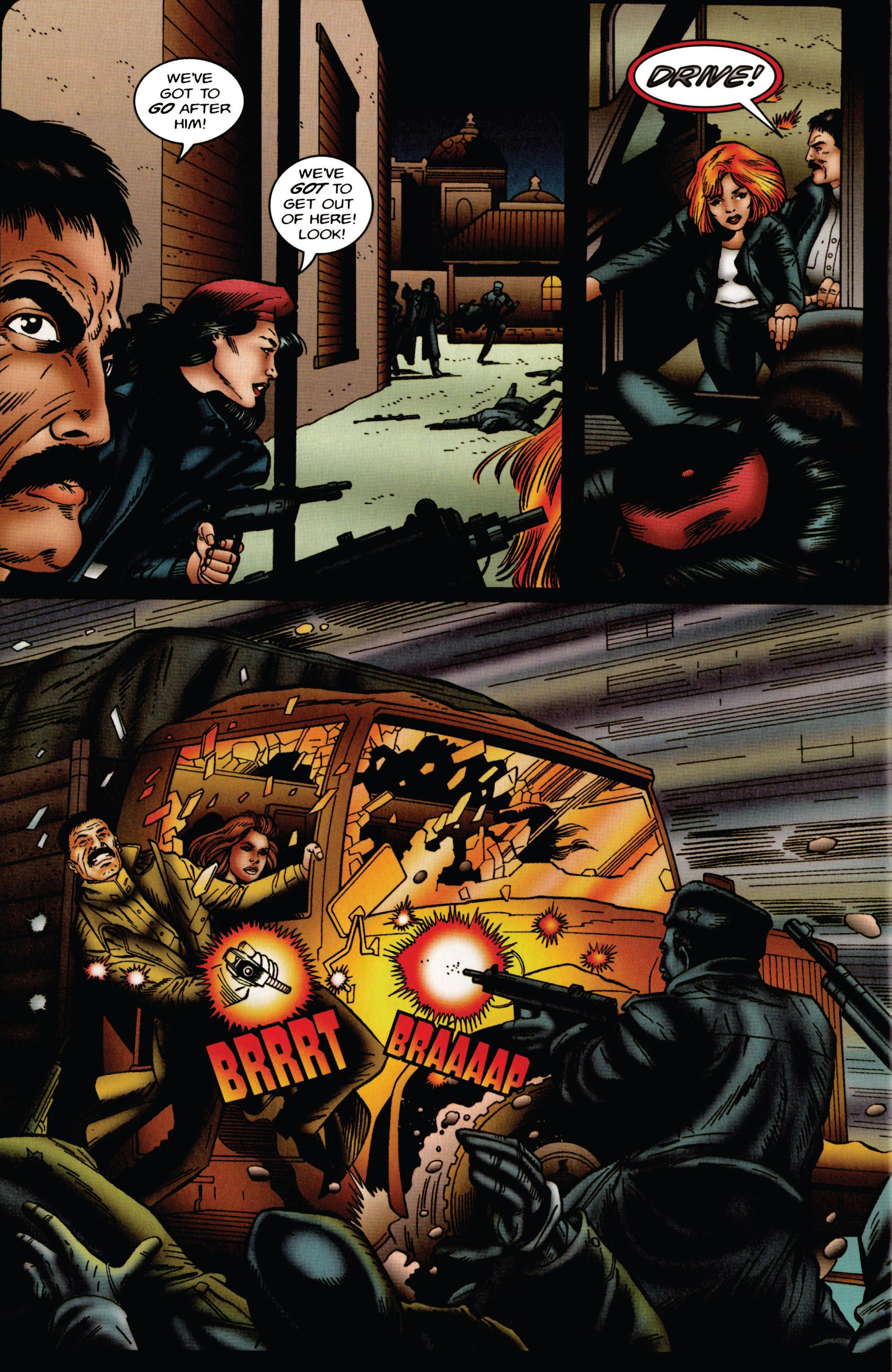 Read online Eternal Warrior (1992) comic -  Issue #49 - 18