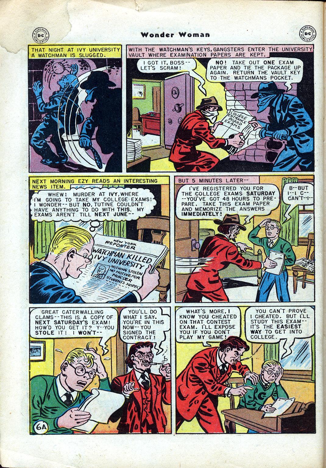 Read online Wonder Woman (1942) comic -  Issue #24 - 8