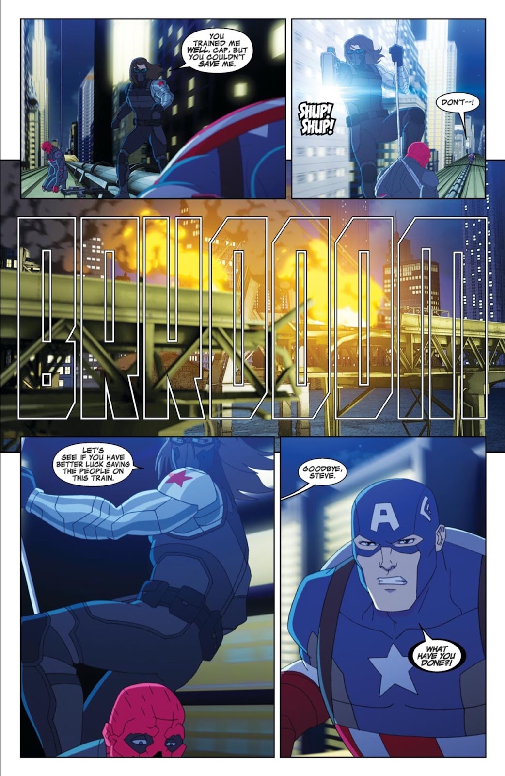 Read online Marvel Universe Avengers Assemble Season 2 comic -  Issue #4 - 13