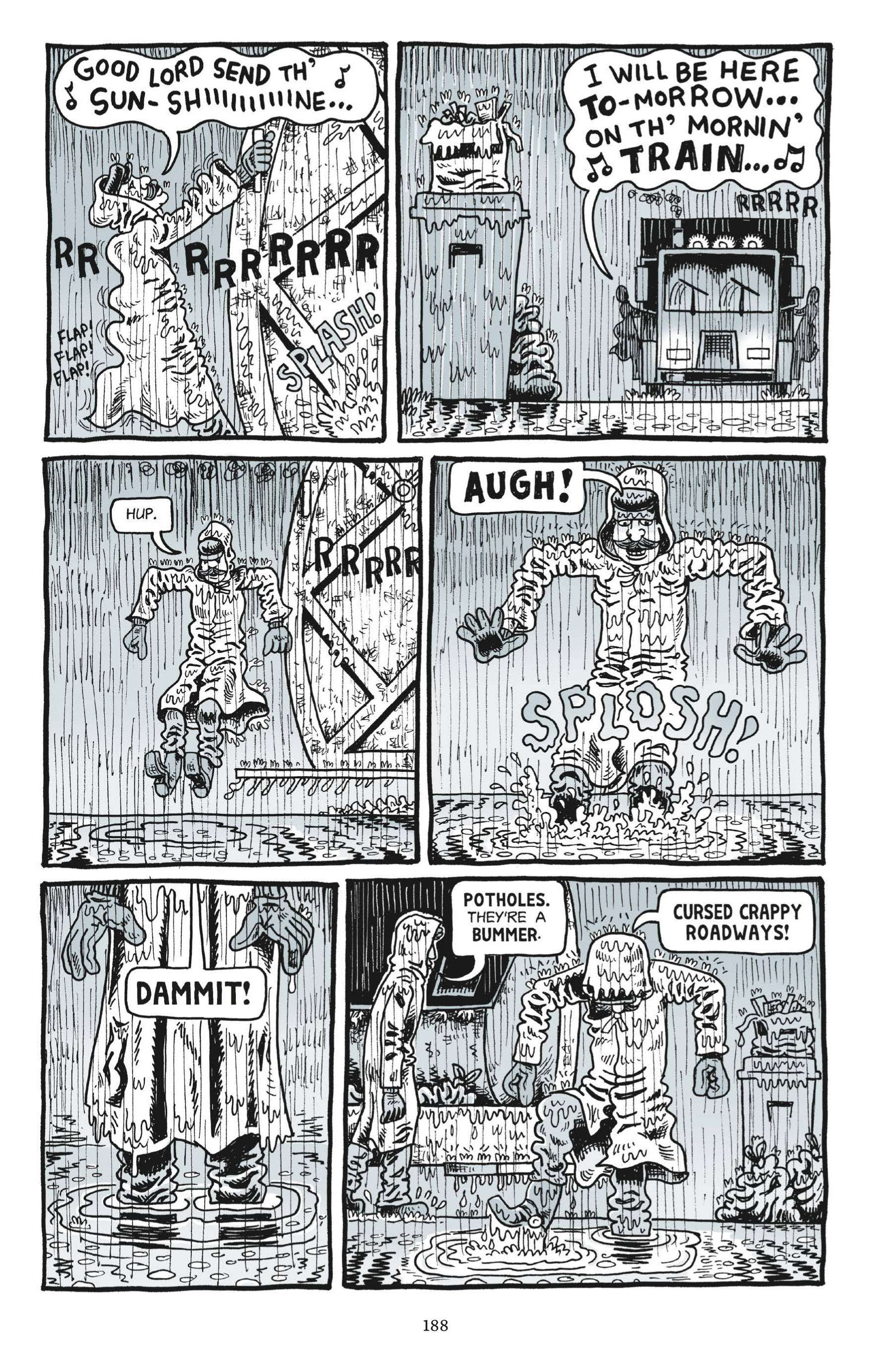 Read online Trashed comic -  Issue # Full - 180