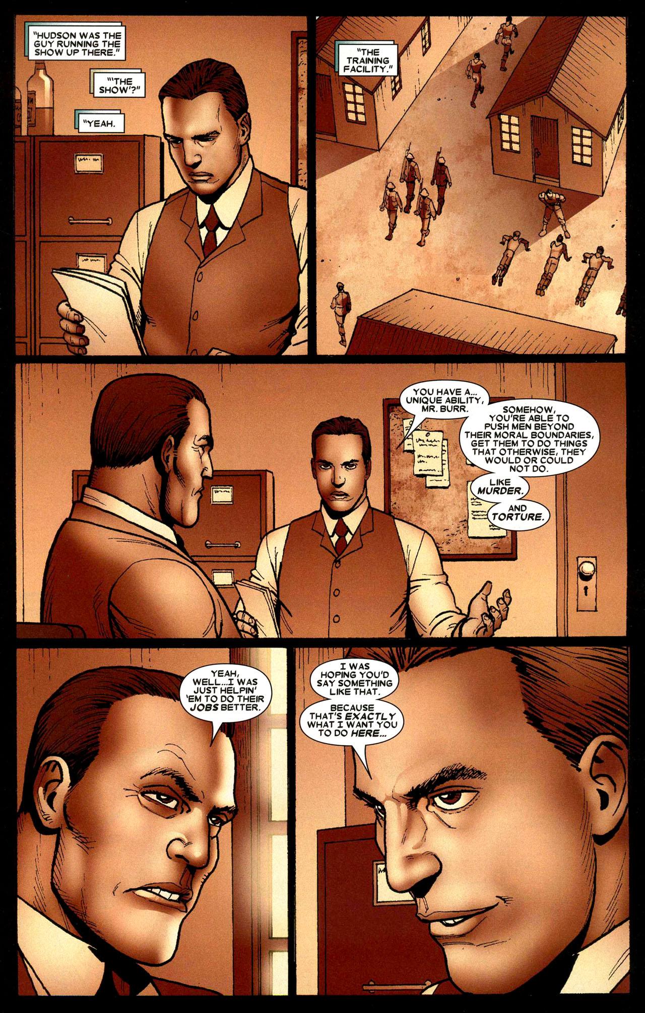 Read online Wolverine: Origins comic -  Issue #15 - 10