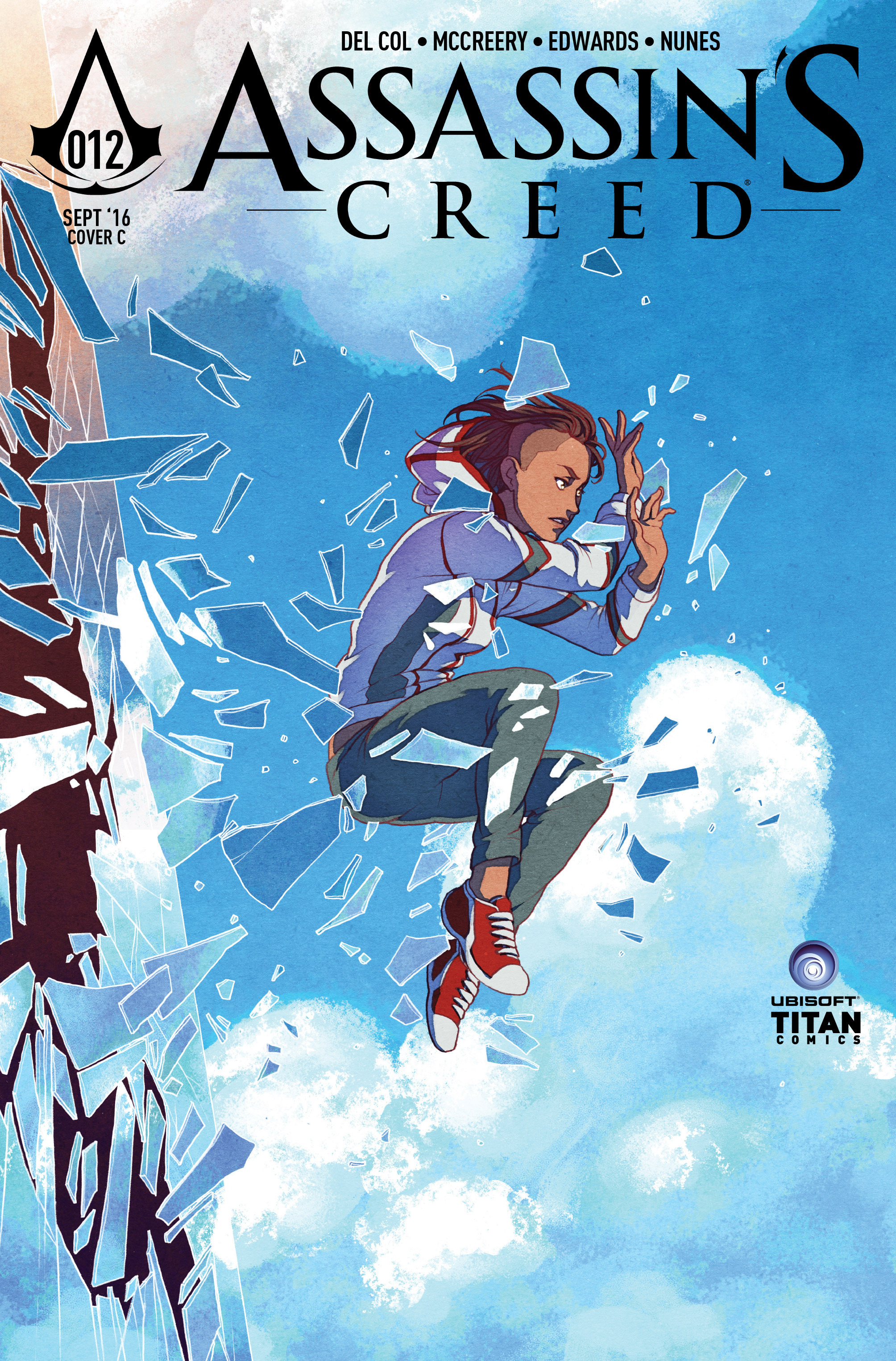 Read online Assassin's Creed (2015) comic -  Issue #12 - 29