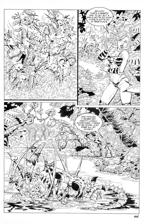 Read online Jungle Fantasy (2002) comic -  Issue #3 - 12