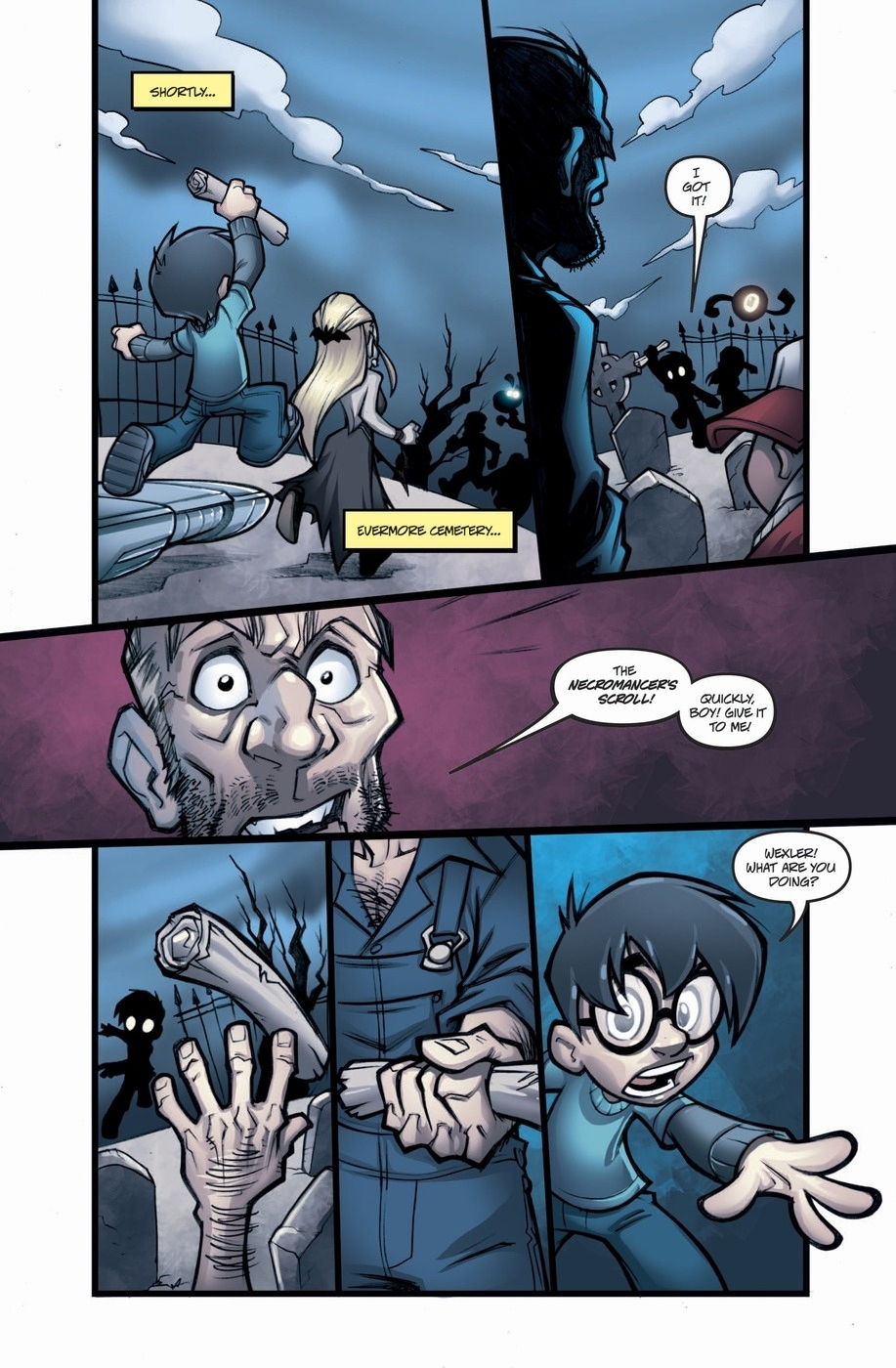Read online Ralph Filmore comic -  Issue # Full - 41