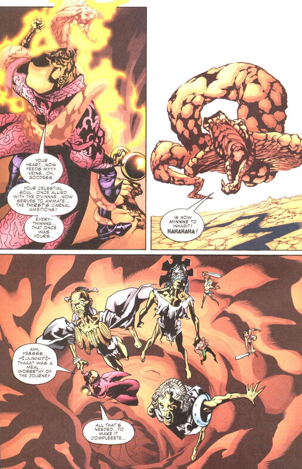 Read online Aquaman (2003) comic -  Issue #10 - 16