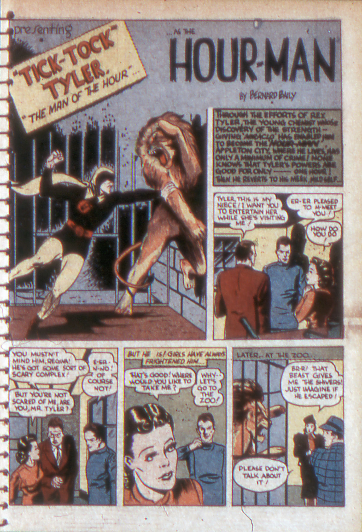 Read online Adventure Comics (1938) comic -  Issue #53 - 4