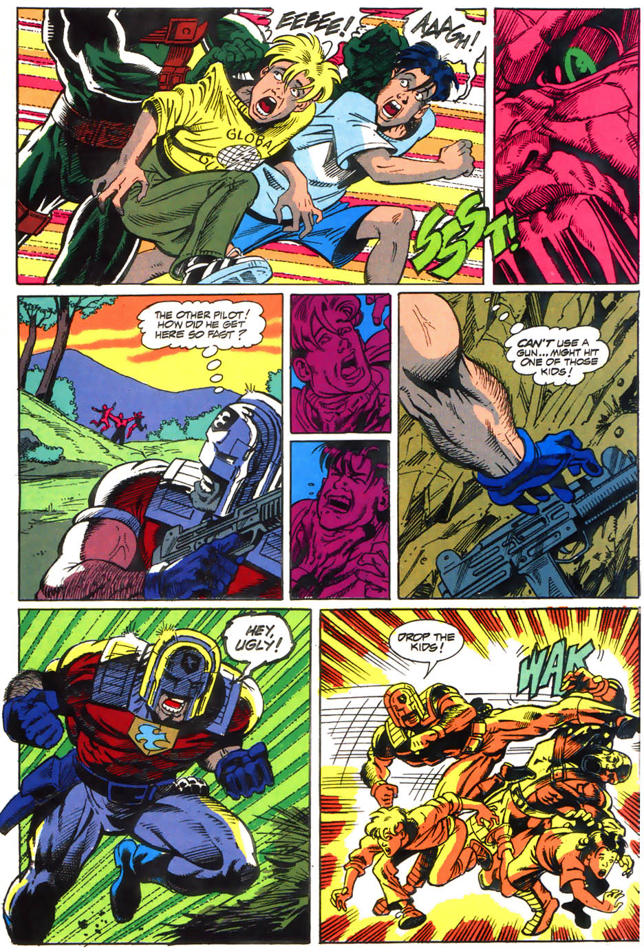 Read online Showcase '93 comic -  Issue #7 - 27