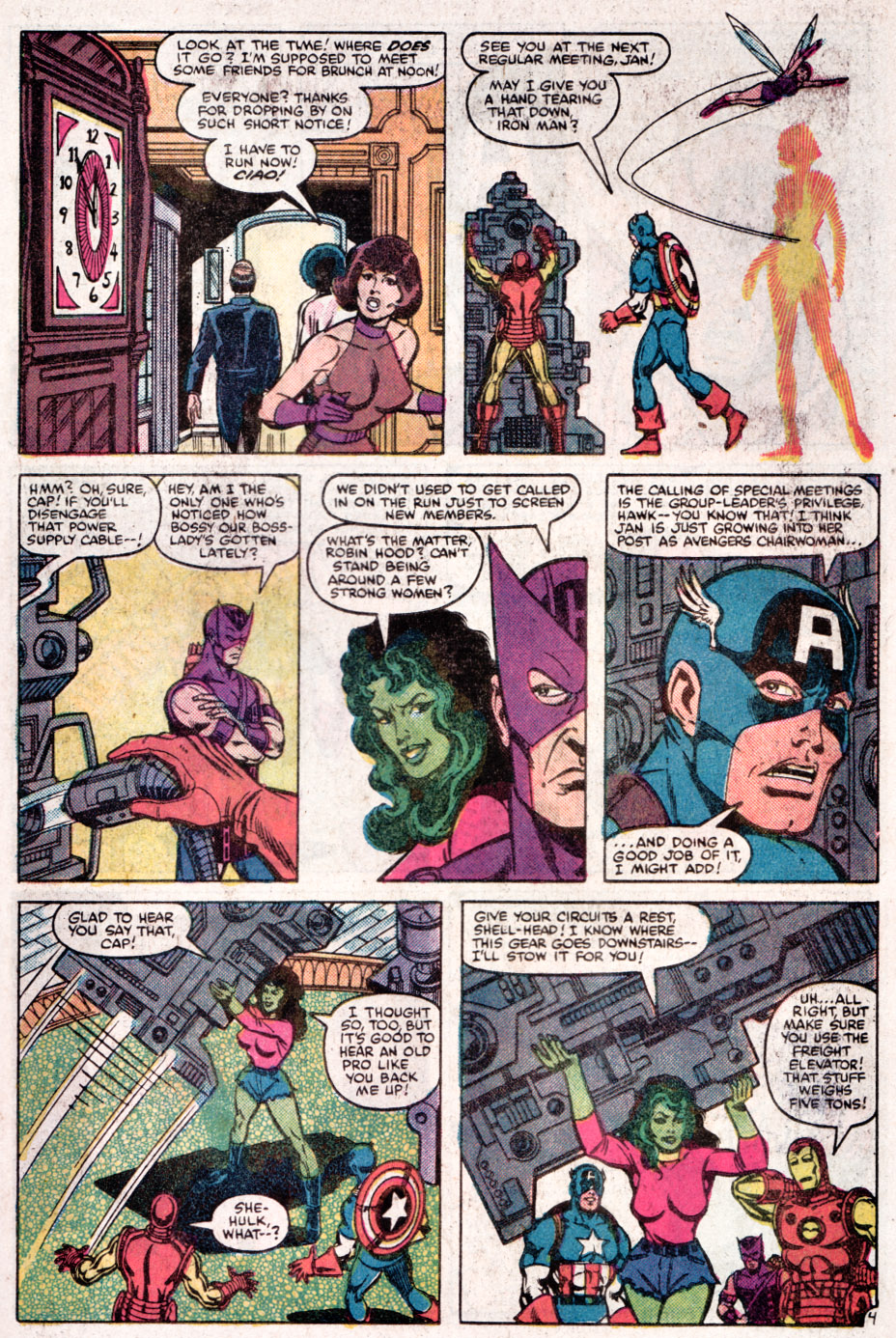 The Avengers (1963) 227 Page 4