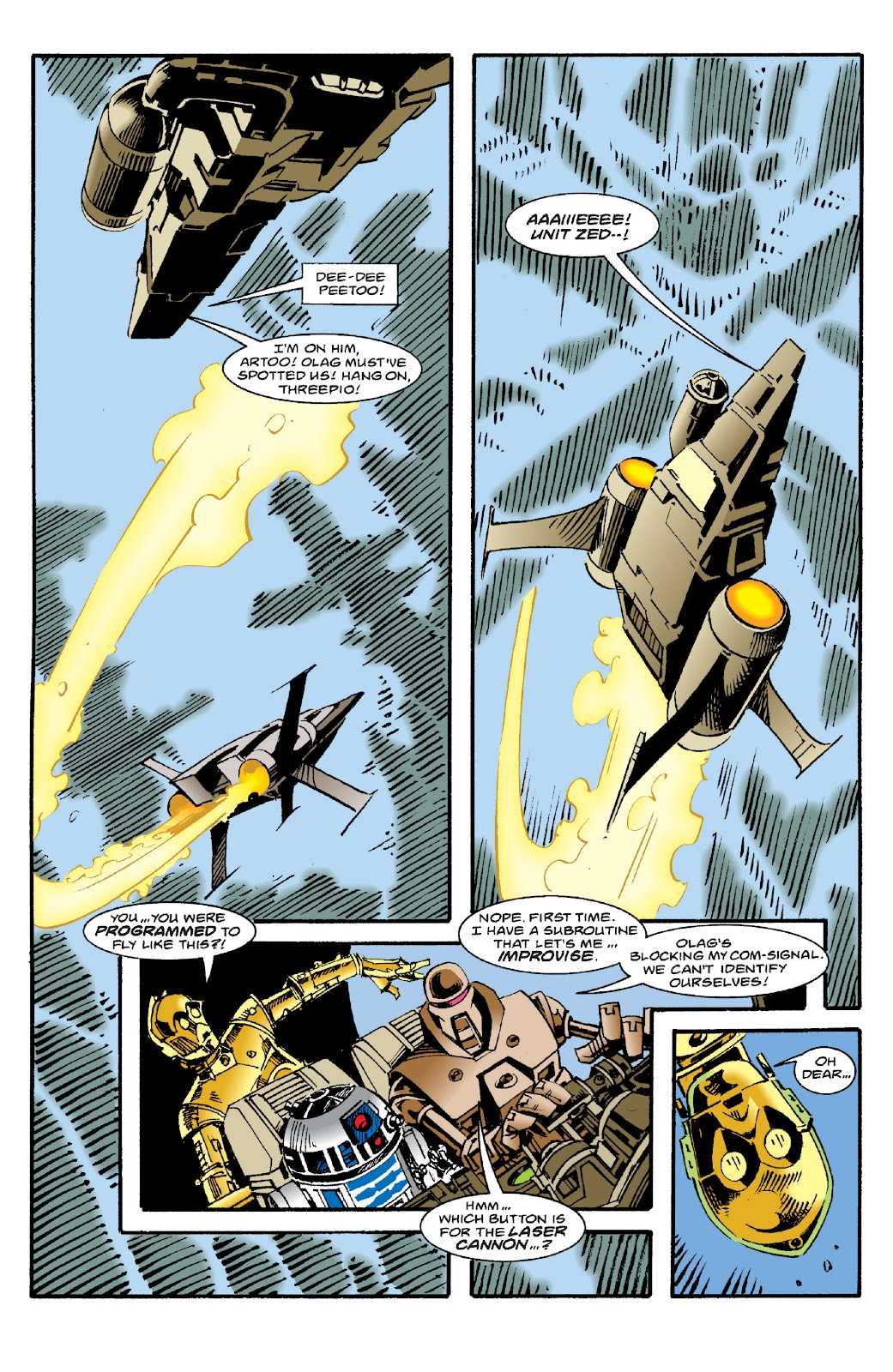 Read online Star Wars Legends Epic Collection: The Empire comic -  Issue # TPB 5 (Part 2) - 95