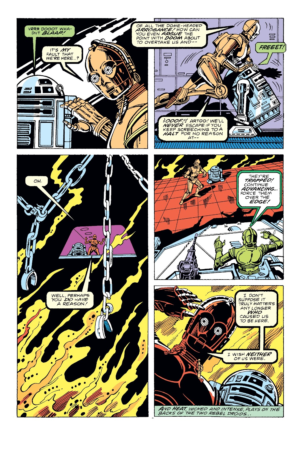 Read online Star Wars Legends: The Original Marvel Years - Epic Collection comic -  Issue # TPB 3 (Part 2) - 61