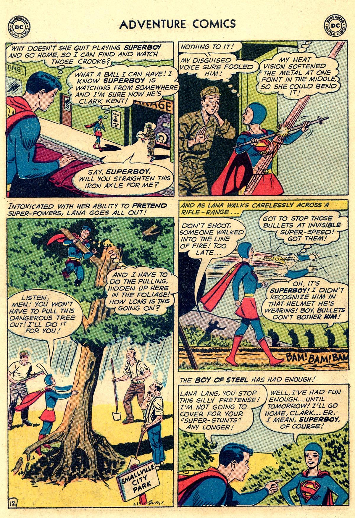 Read online Adventure Comics (1938) comic -  Issue #297 - 14