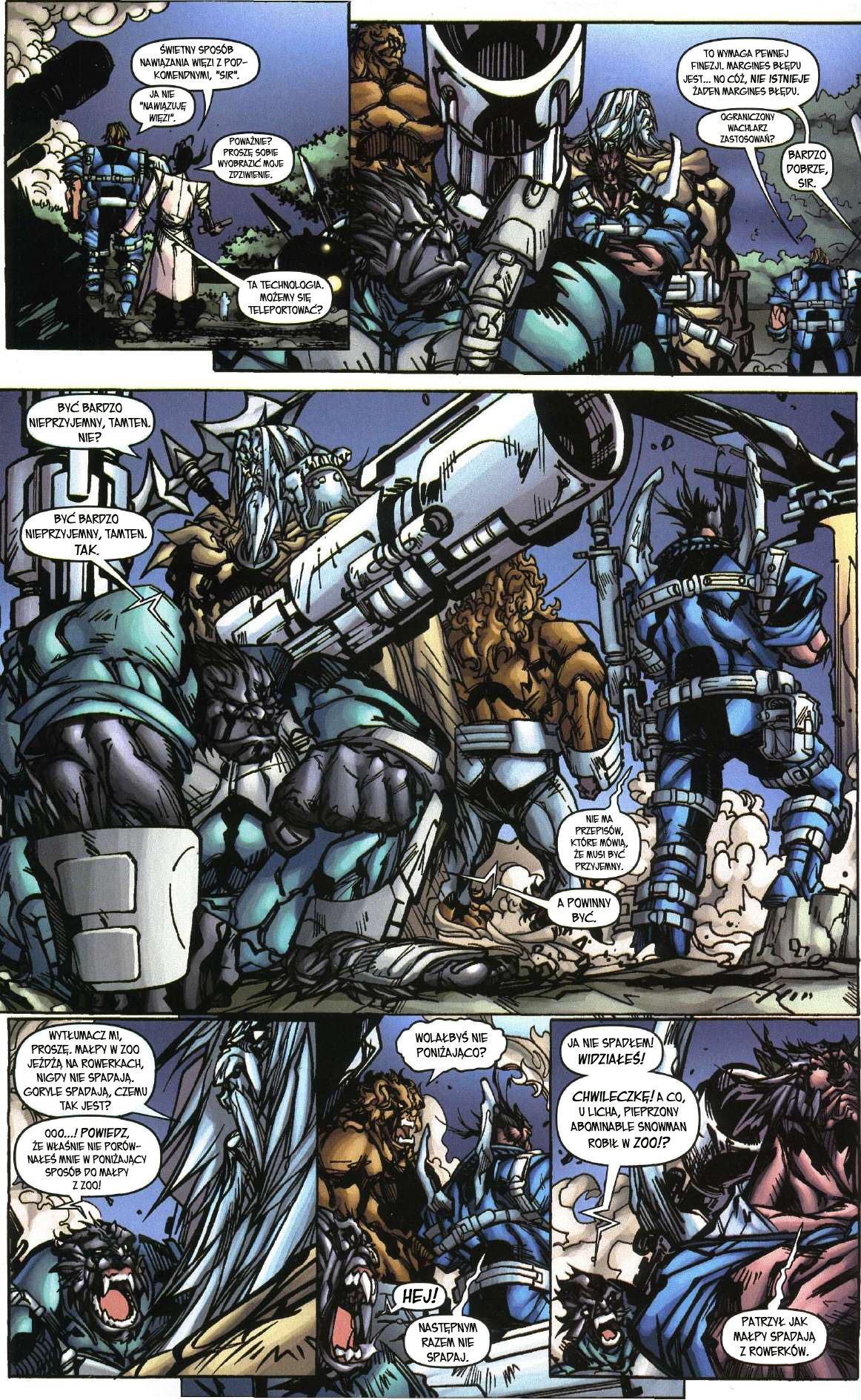 Read online Nick Fury's Howling Commandos comic -  Issue #2 - 9