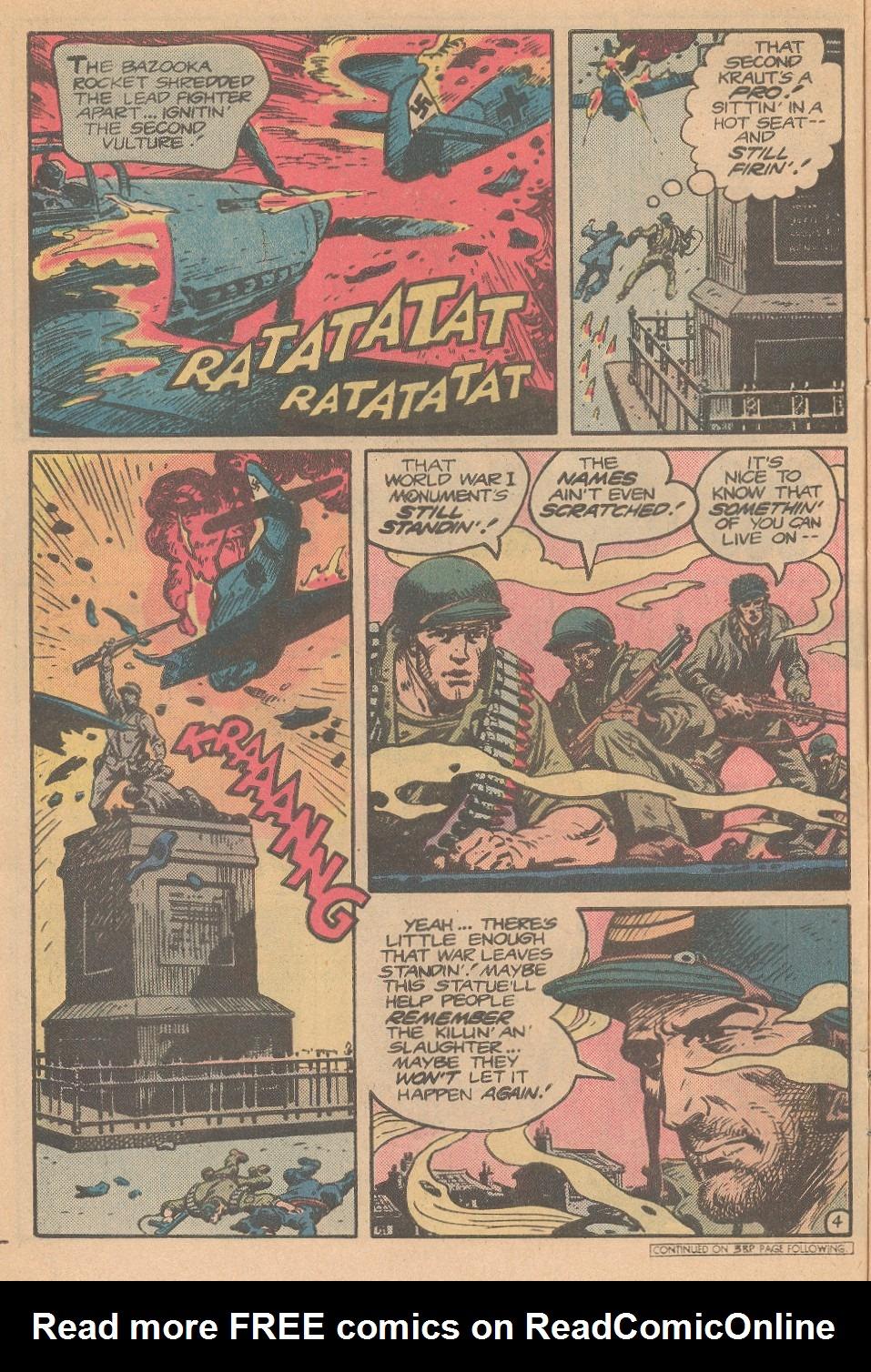 Read online Sgt. Rock comic -  Issue #363 - 5