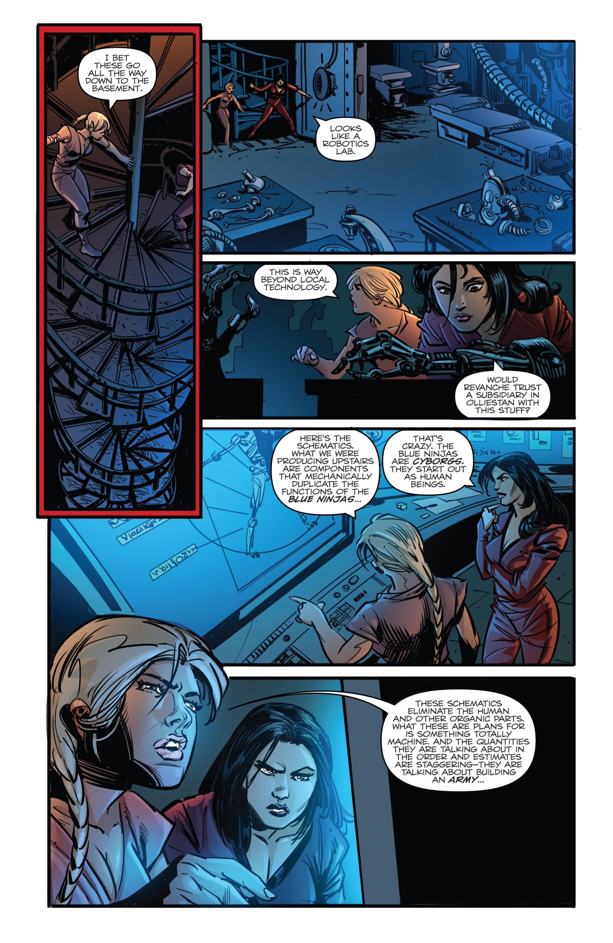 G.I. Joe: A Real American Hero 193 Page 19