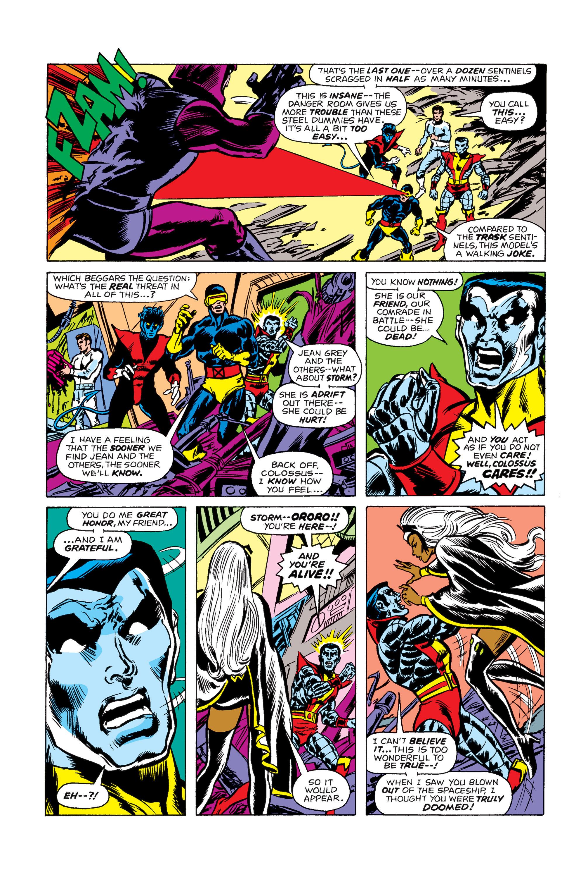 Uncanny X-Men (1963) 99 Page 13