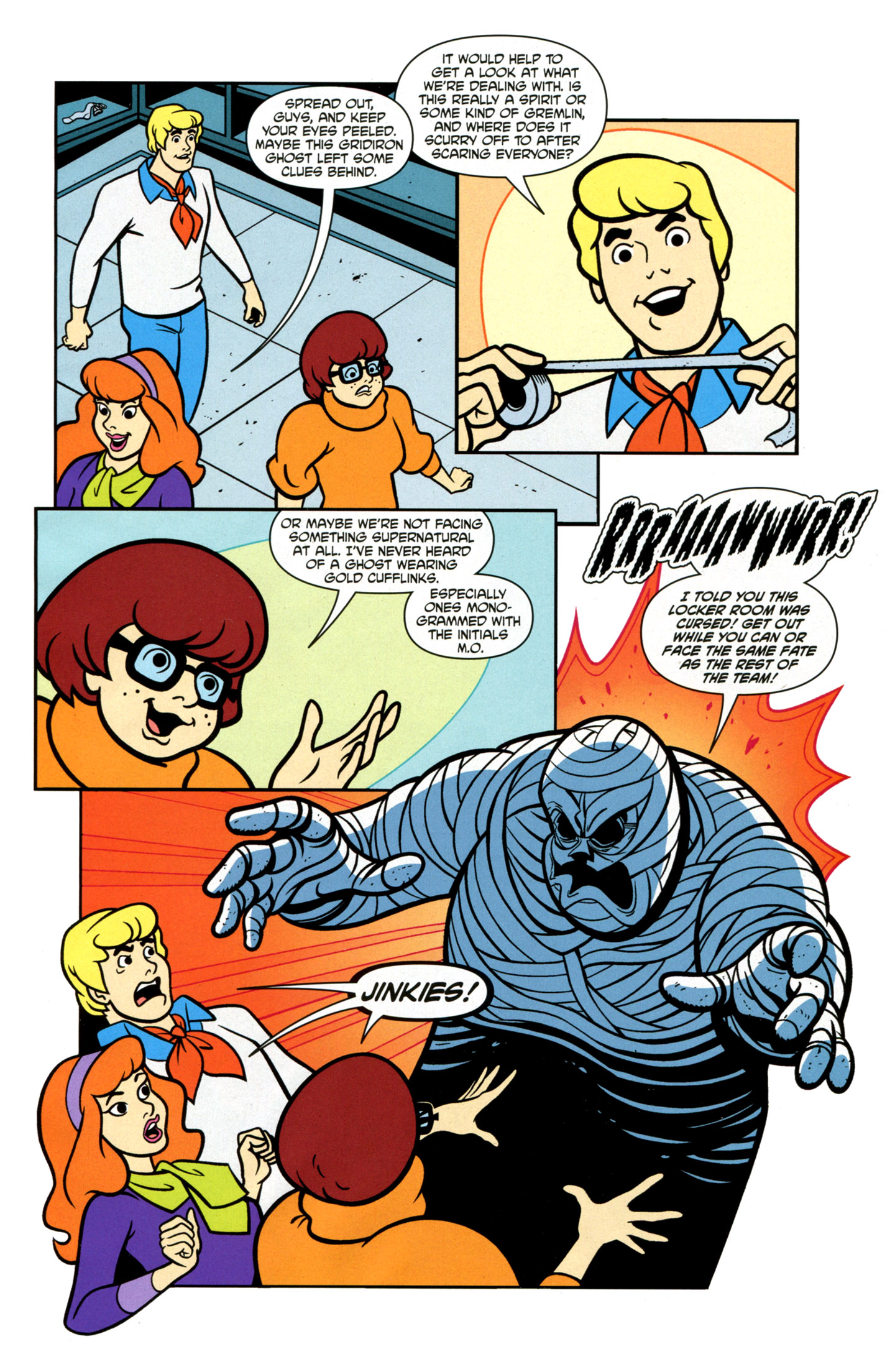 Read online Scooby-Doo: Where Are You? comic -  Issue #21 - 11