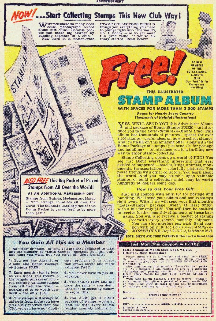 Read online Adventure Comics (1938) comic -  Issue #257 - 34