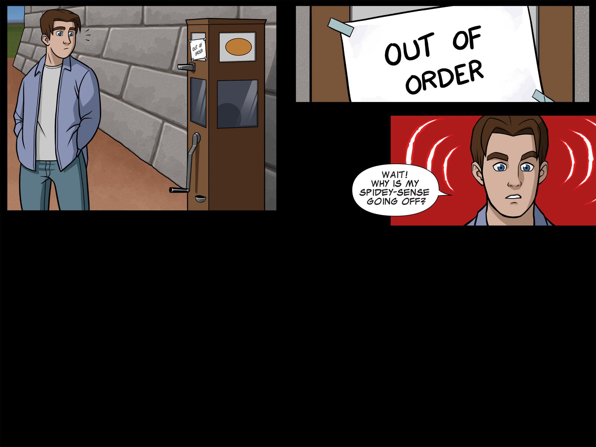 Read online Ultimate Spider-Man (Infinite Comics) (2015) comic -  Issue #7 - 12