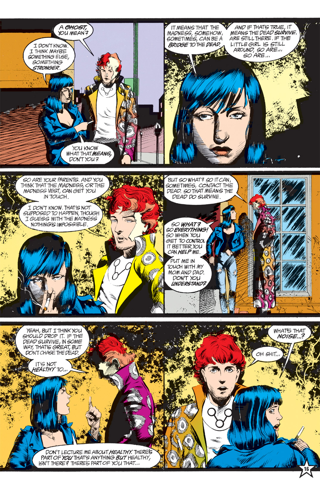 Read online Shade, the Changing Man comic -  Issue #6 - 18
