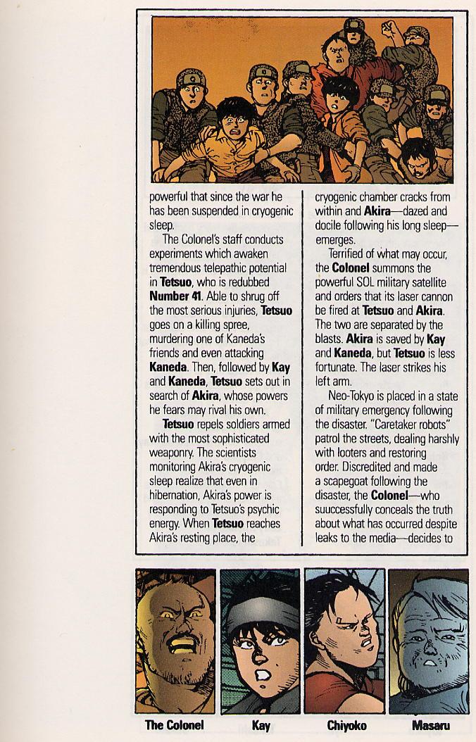 Read online Akira comic -  Issue #17 - 5
