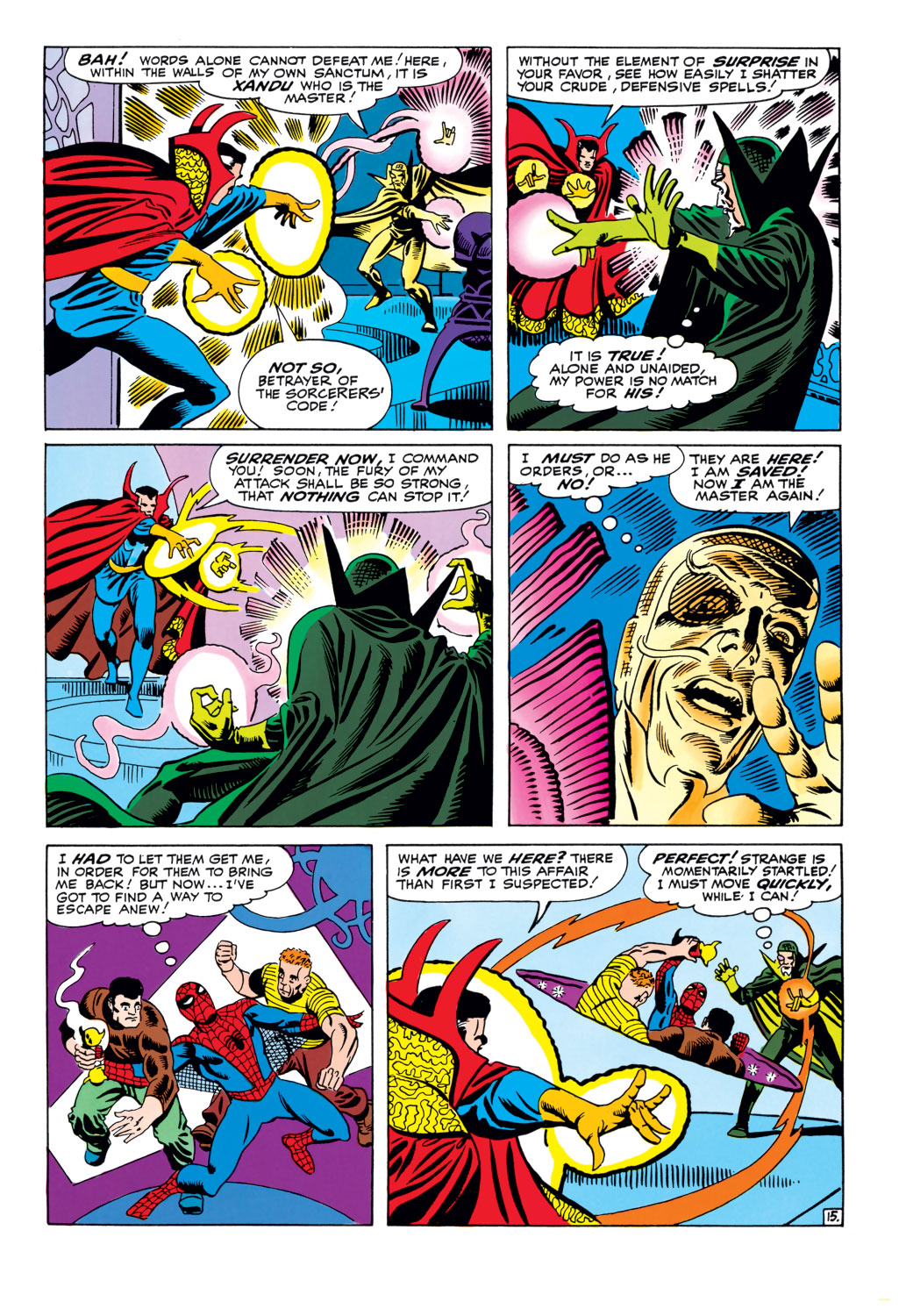 The Amazing Spider-Man (1963) _Annual_2 Page 15