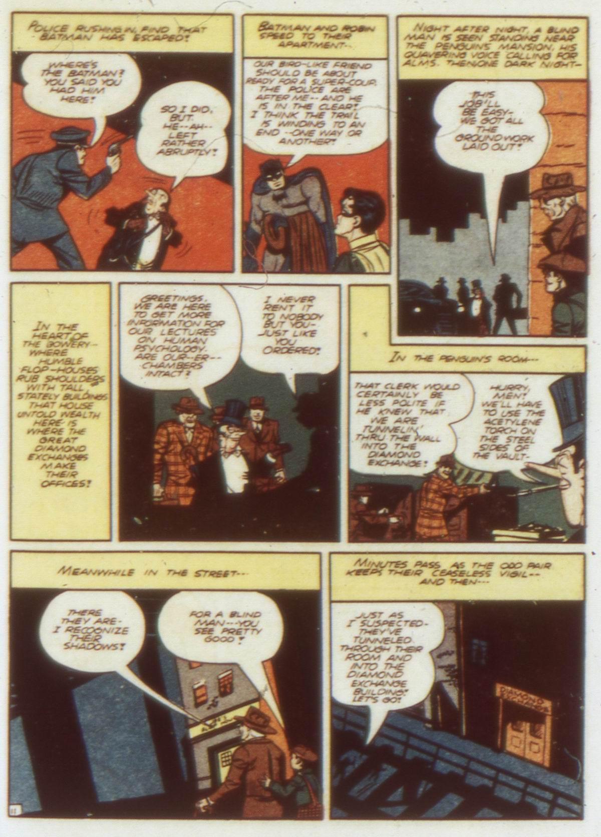 Read online Detective Comics (1937) comic -  Issue #58 - 13