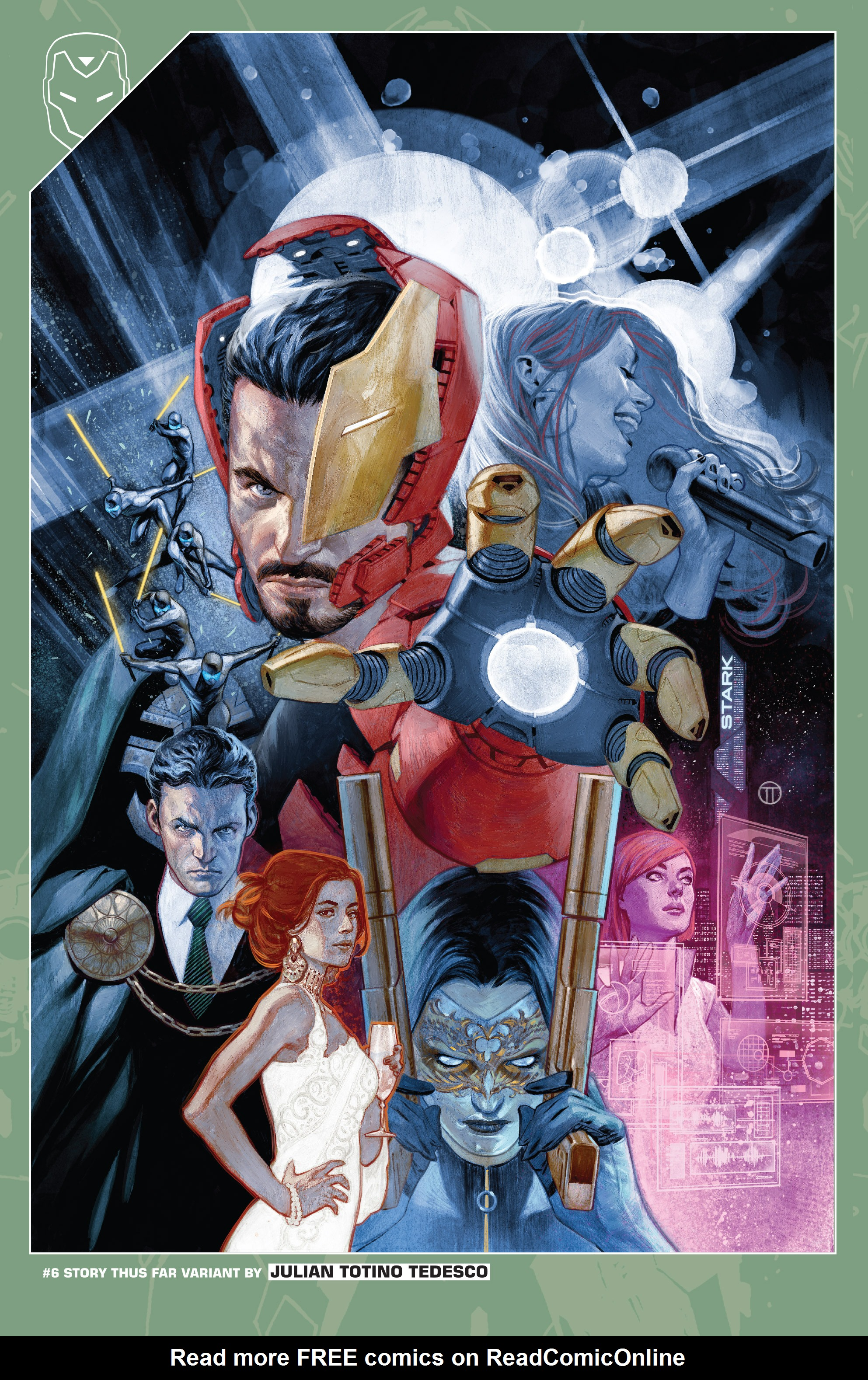 Read online True Believers: Invincible Iron Man-The War Machines comic -  Issue # Full - 130