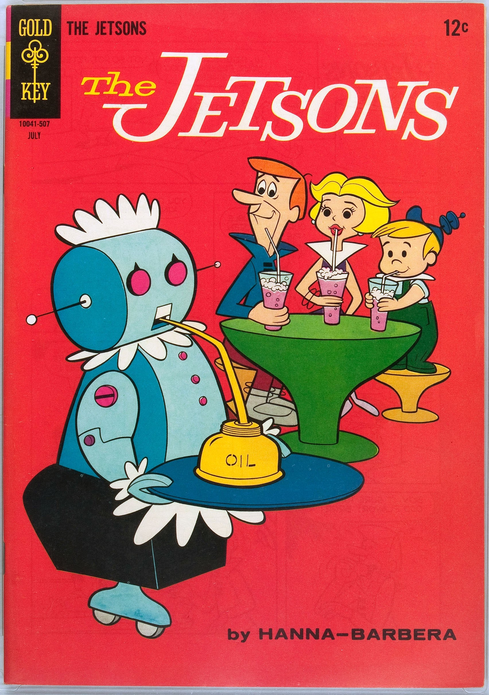 The Jetsons (1963) 16 Page 1