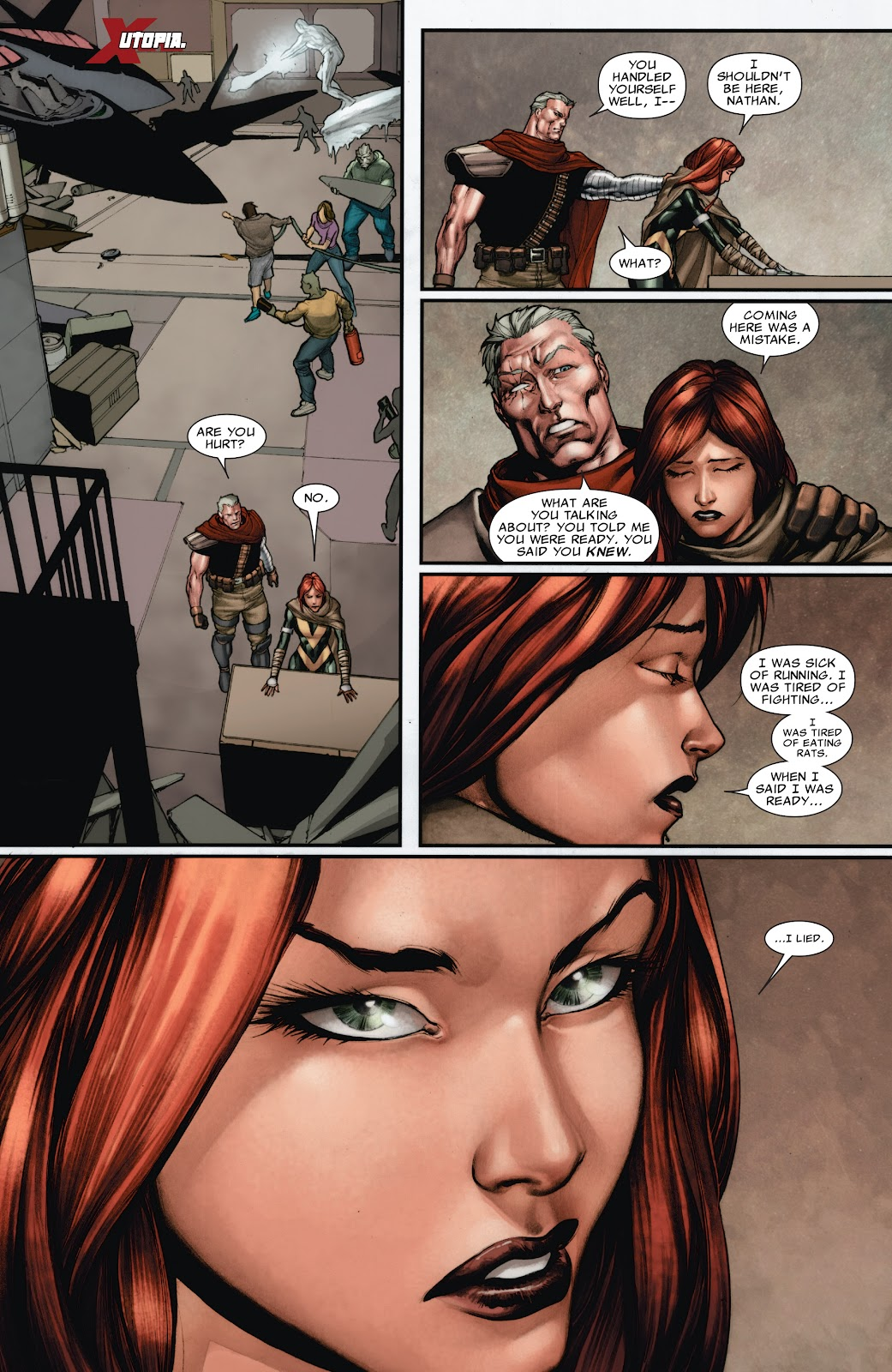Read online X-Men: Second Coming comic -  Issue # _TPB (Part 2) - 81