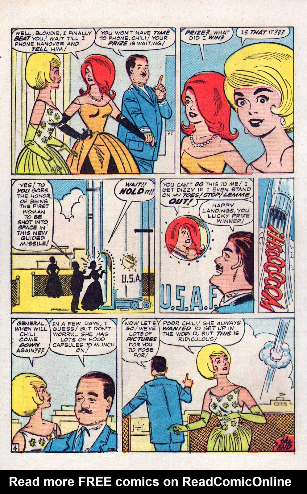 Read online Millie the Model comic -  Issue # Annual 2 - 46