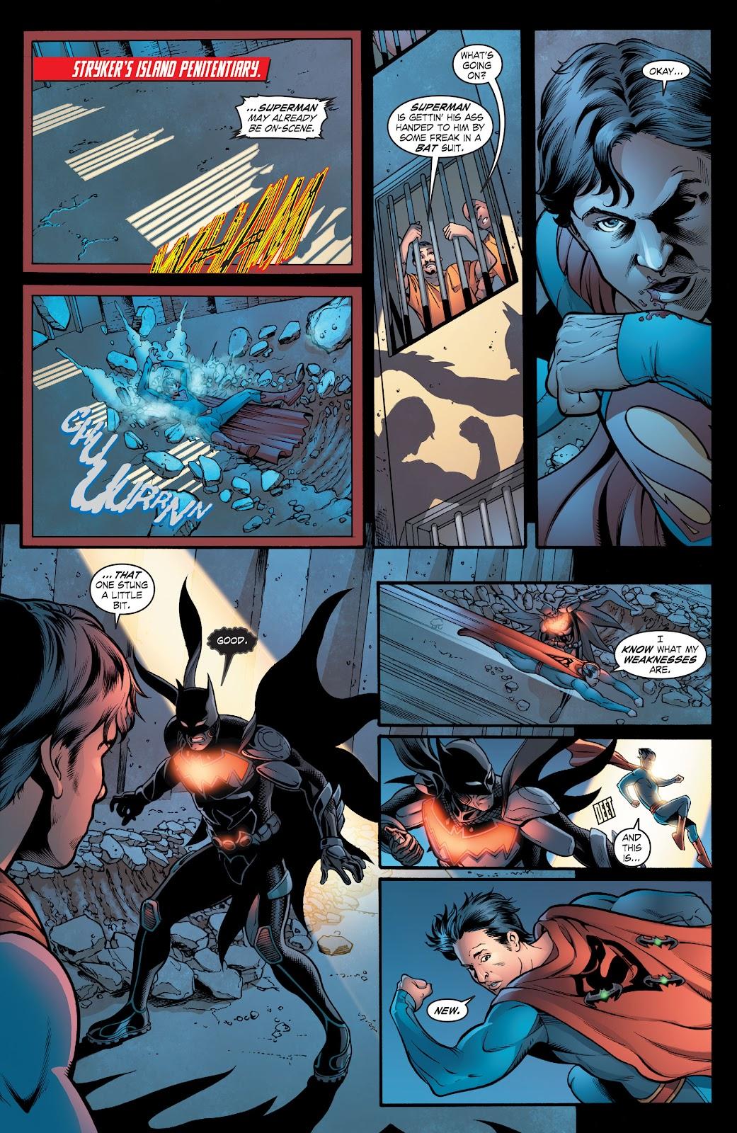 Read online Smallville Season 11 [II] comic -  Issue # TPB 2 - 41