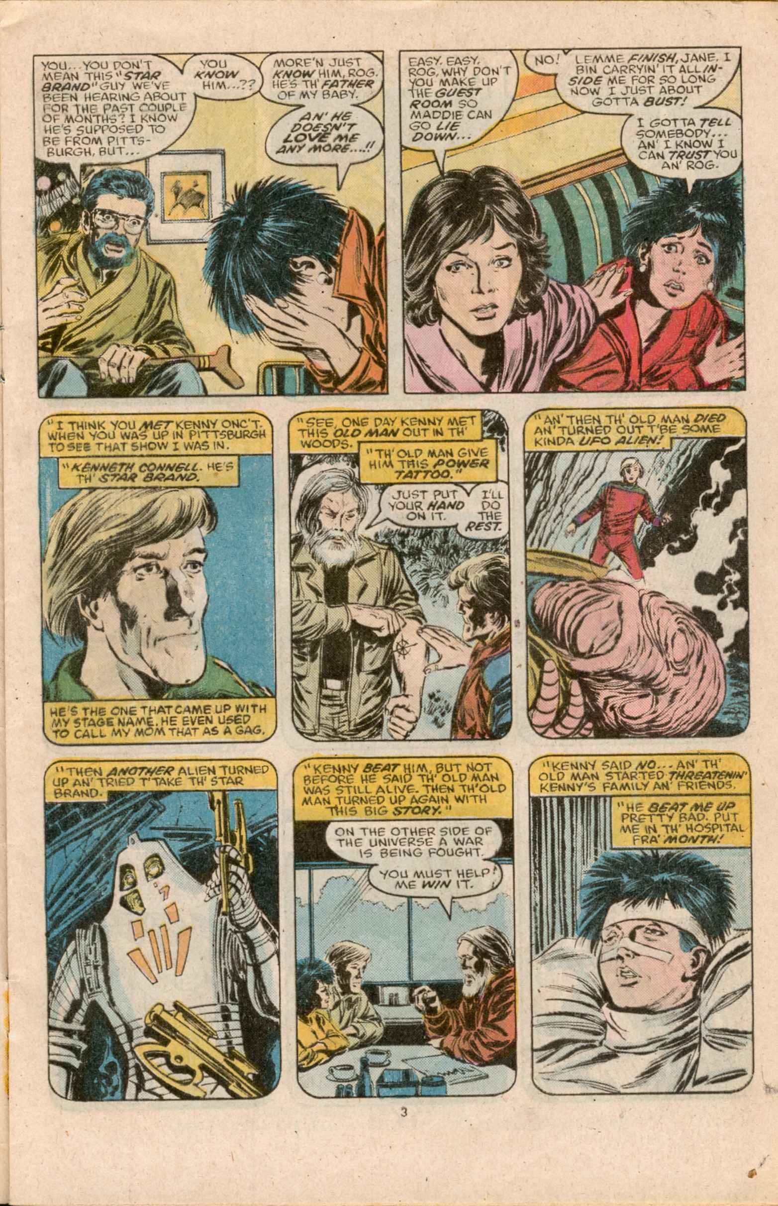 Read online Star Brand comic -  Issue #12 - 5