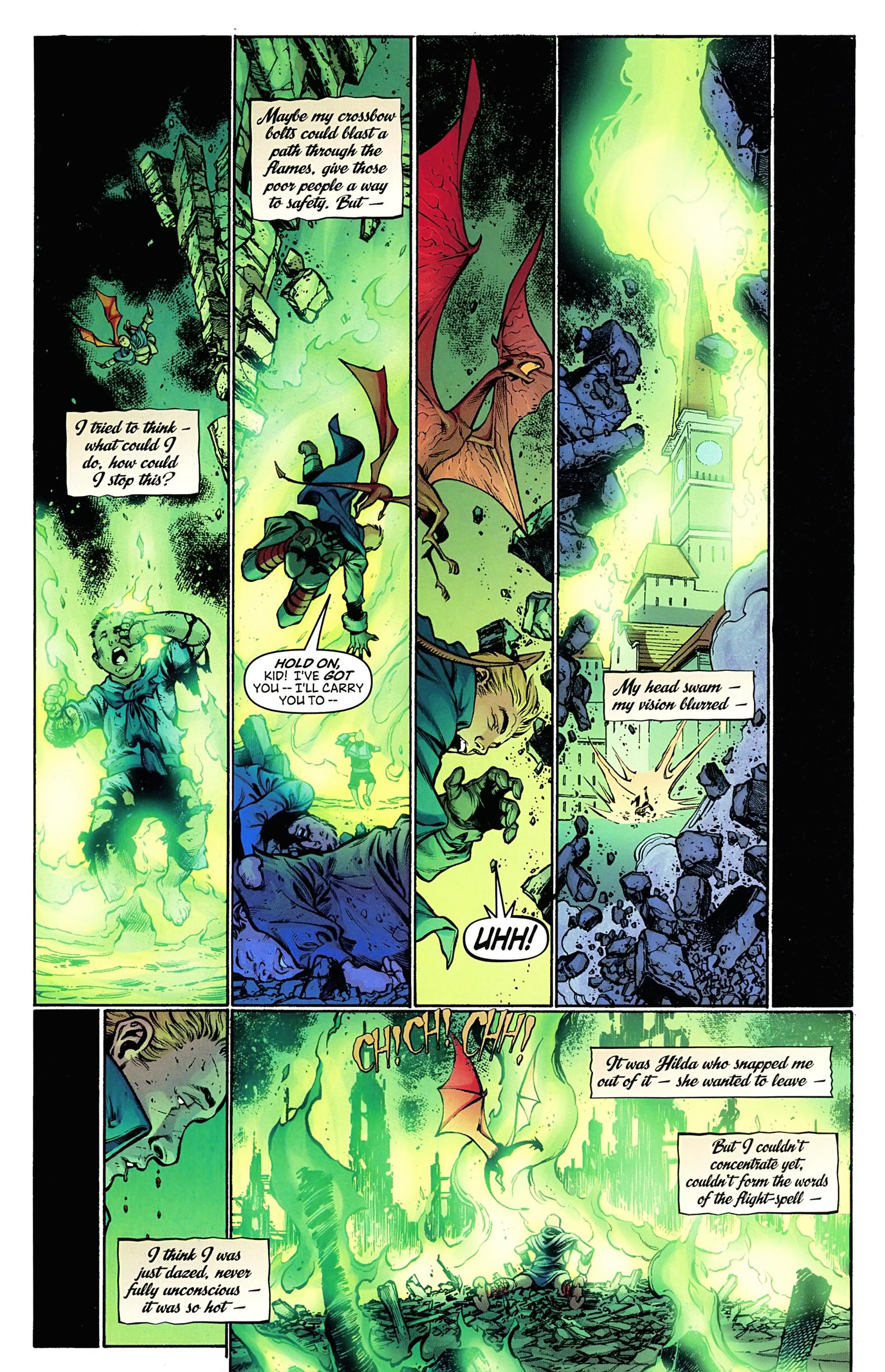 Read online Arrowsmith comic -  Issue #5 - 15