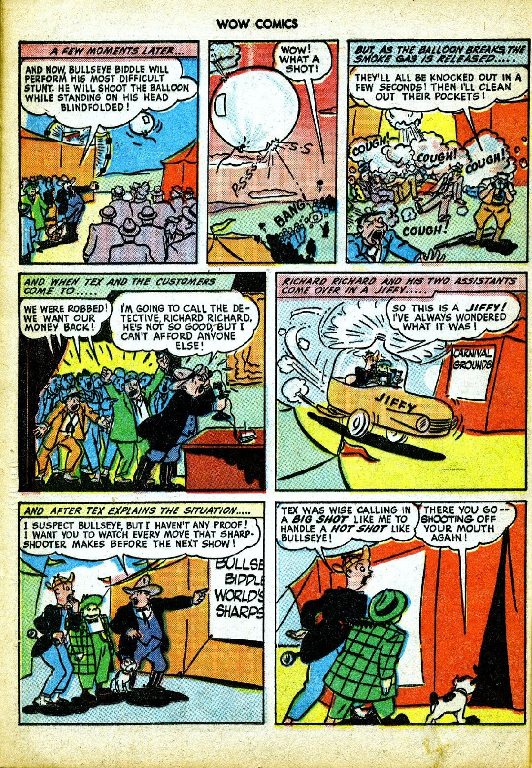 Wow Comics issue 57 - Page 40