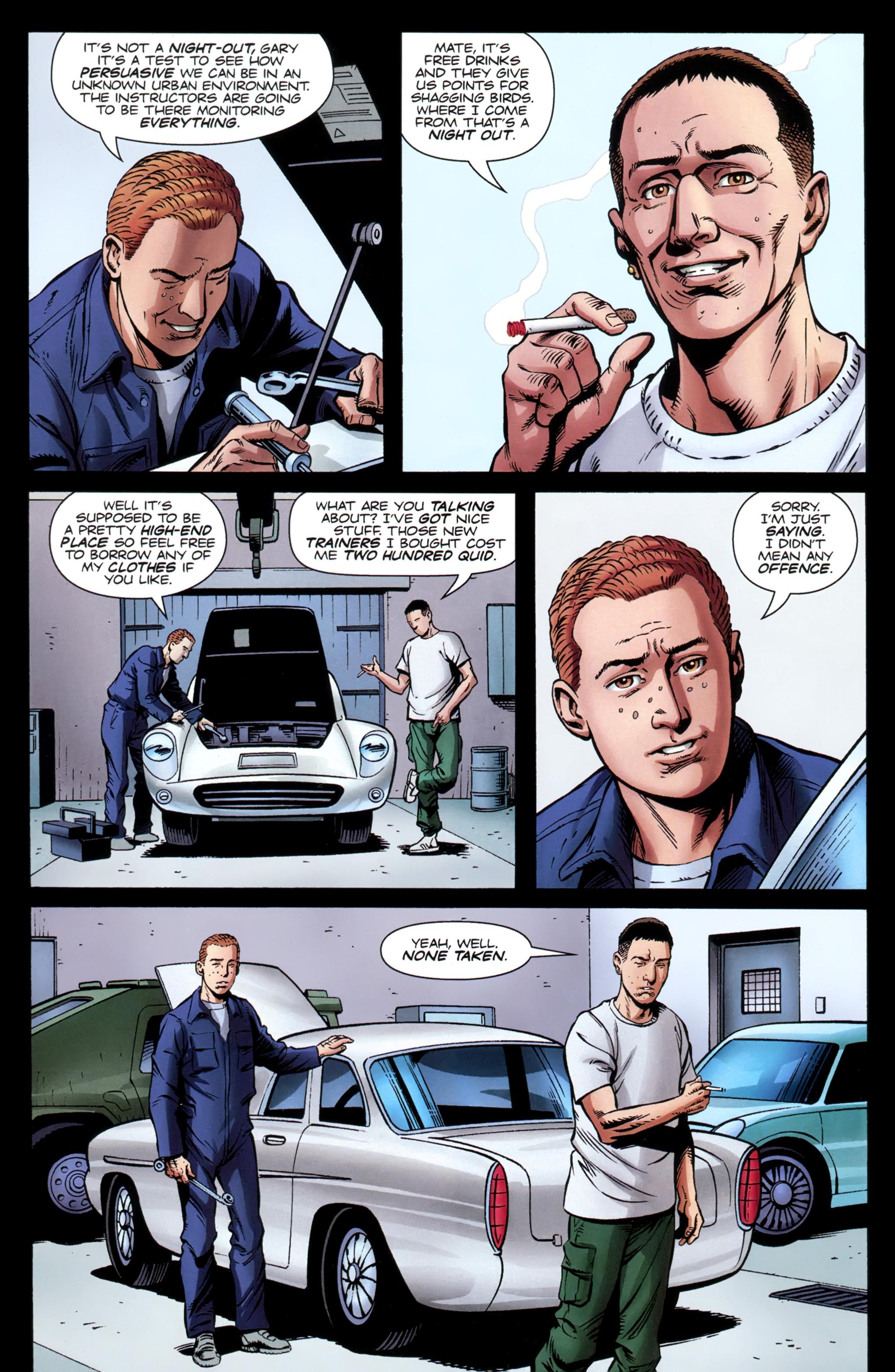 Read online Secret Service comic -  Issue #3 - 19