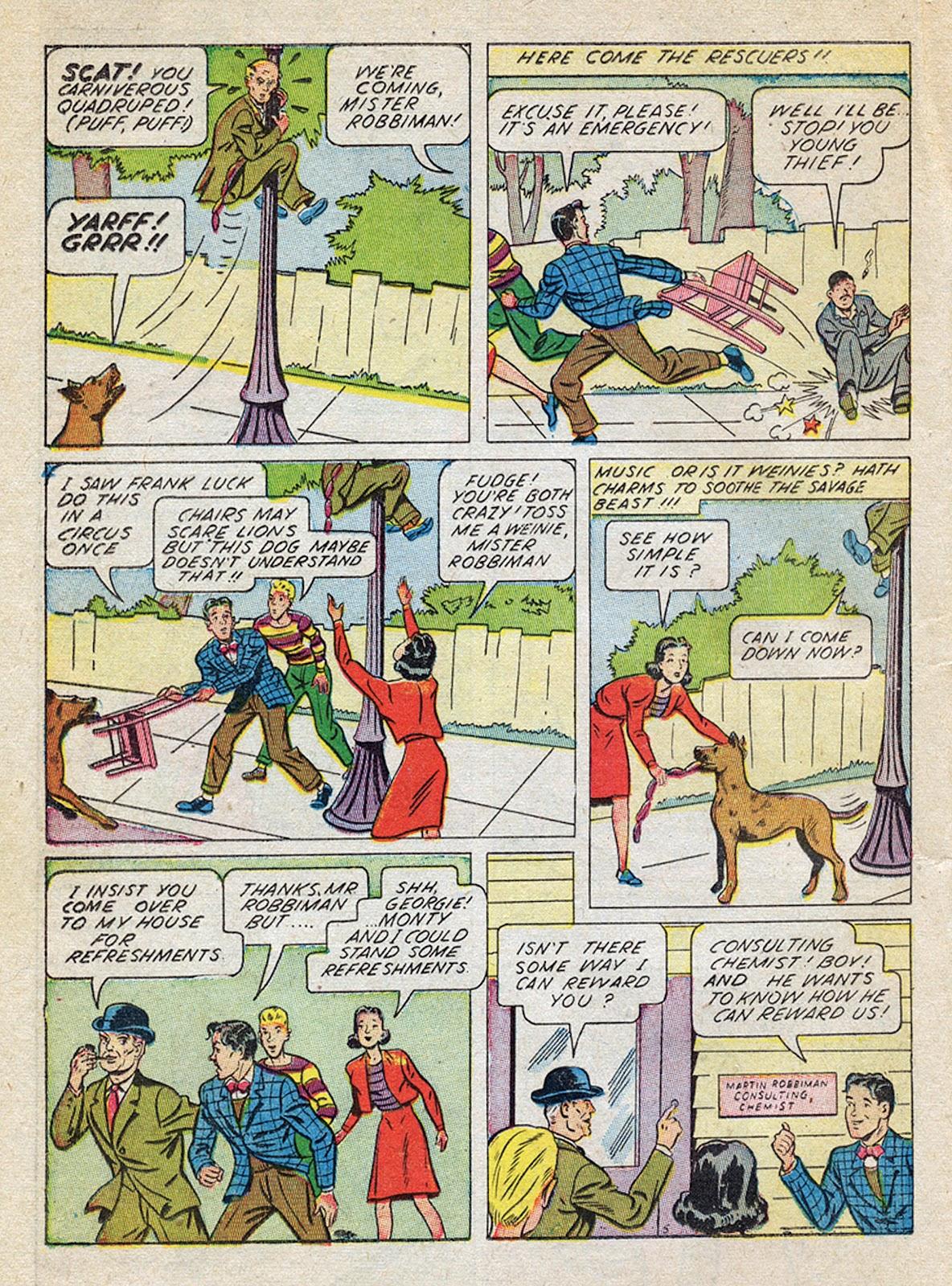 Georgie Comics (1945) issue 4 - Page 22