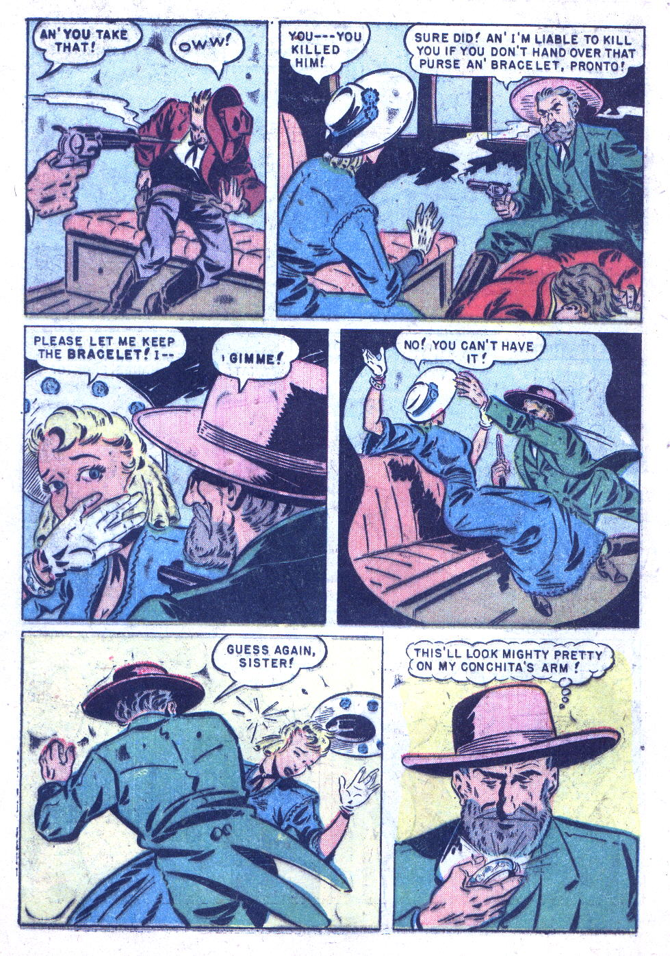 Four Color Comics issue 292 - Page 16