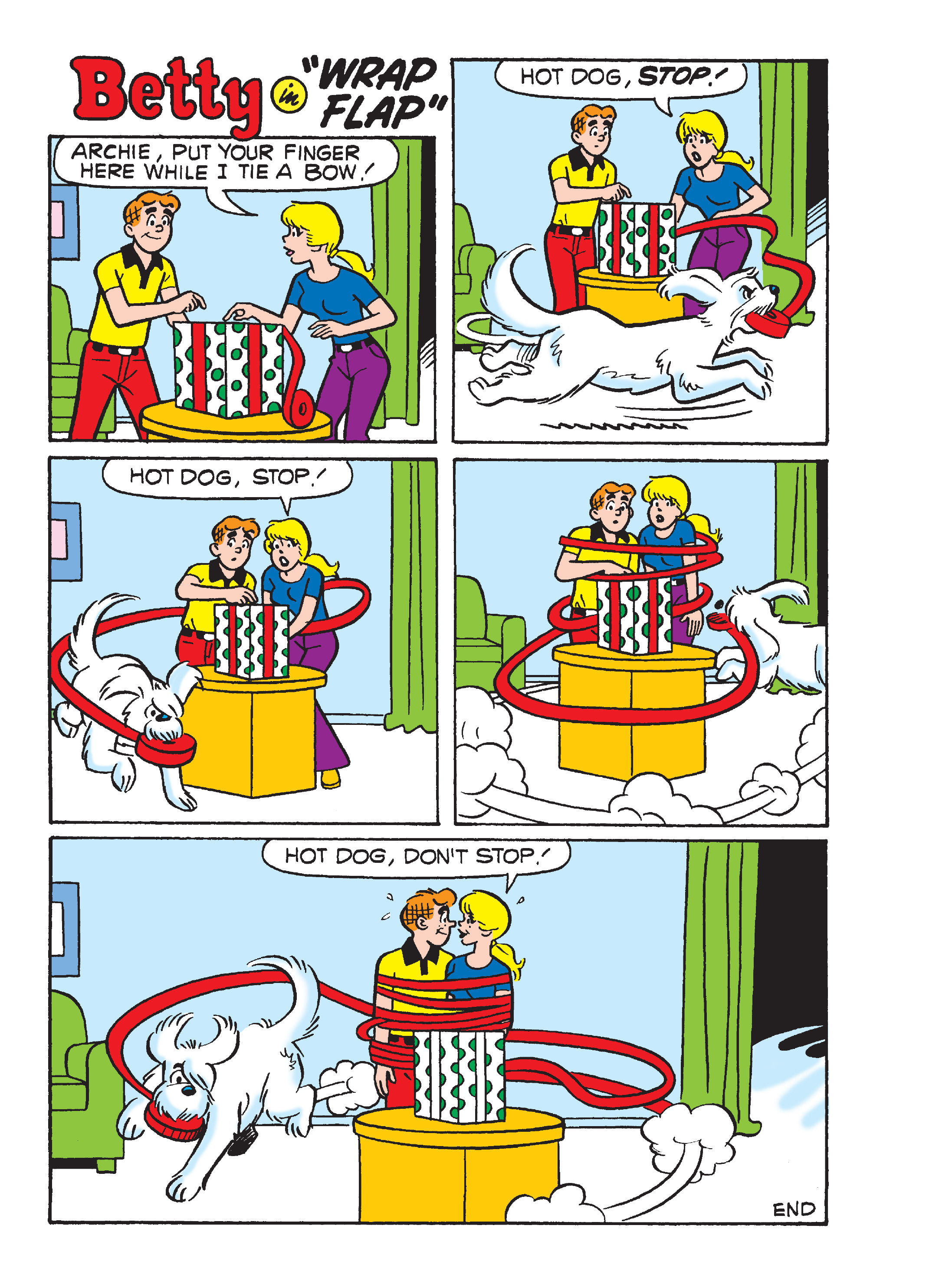 Read online World of Archie Double Digest comic -  Issue #64 - 142