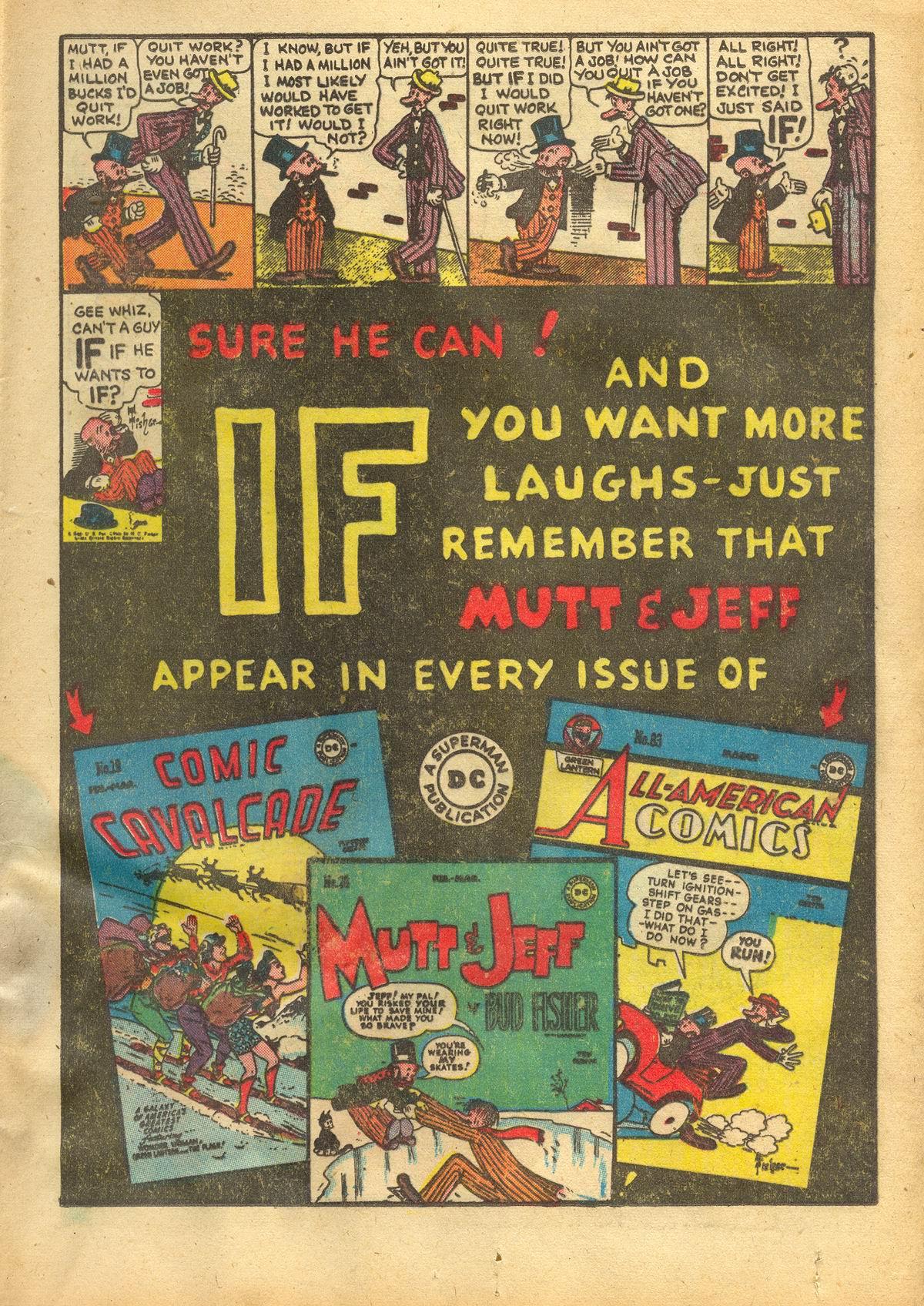 Read online Wonder Woman (1942) comic -  Issue #22 - 19
