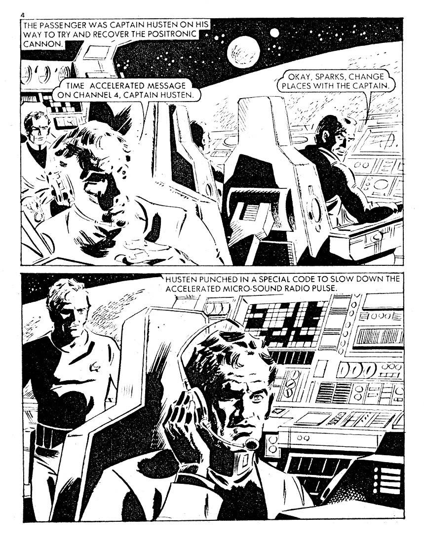 Starblazer issue 30 - Page 4