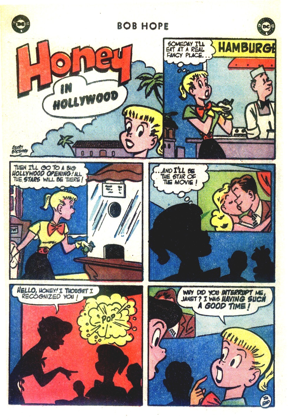 The Adventures of Bob Hope issue 27 - Page 24