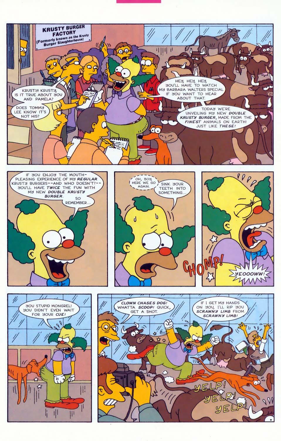 Read online Simpsons Comics comic -  Issue #45 - 18